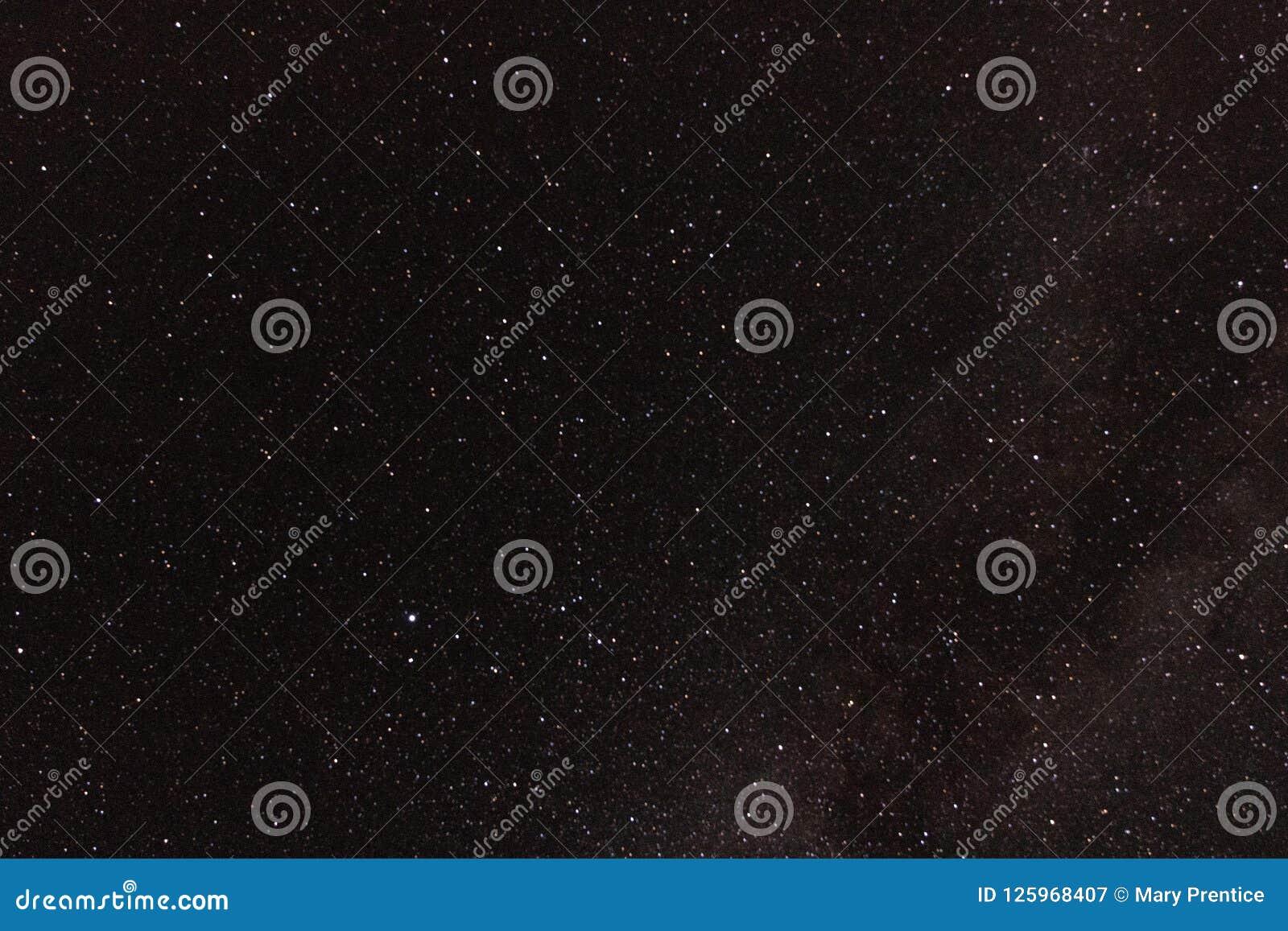 Fundo da estrela da galáxia do Astrophotography para a astronomia, o espaço ou o cosmos, um universo do céu noturno, ficção cient