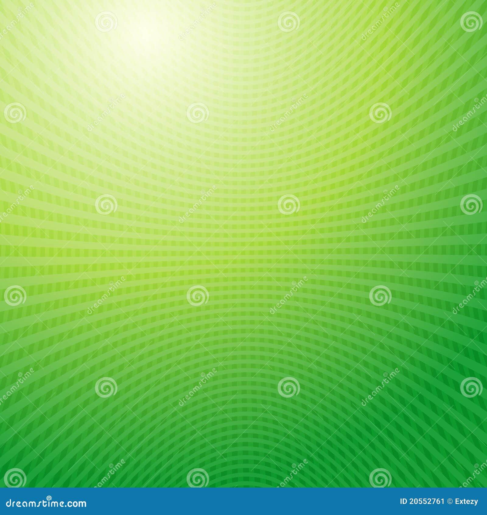 Fundo da luz do sumário da grade das ondas verdes