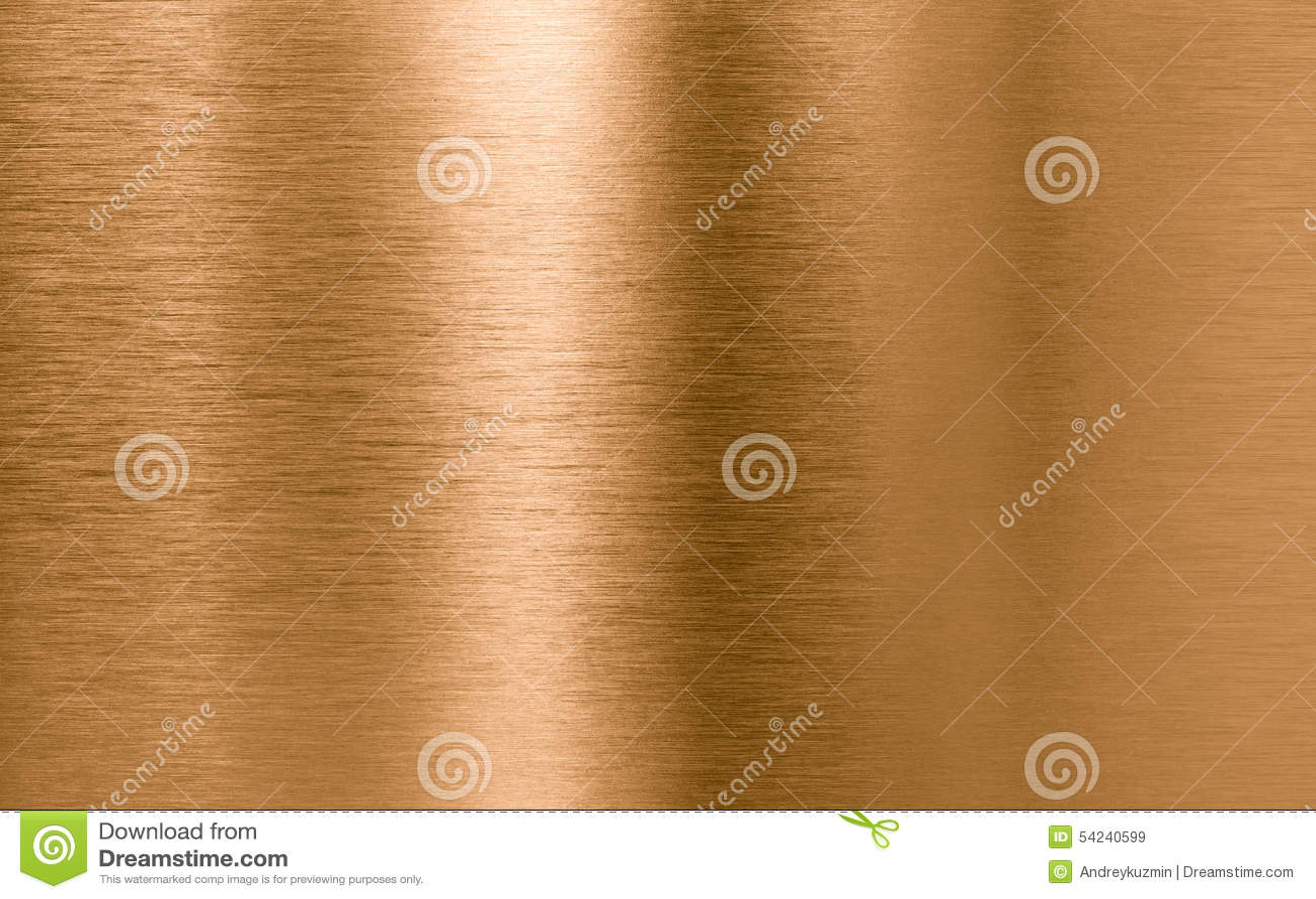 Fundo de bronze ou de cobre da textura do metal