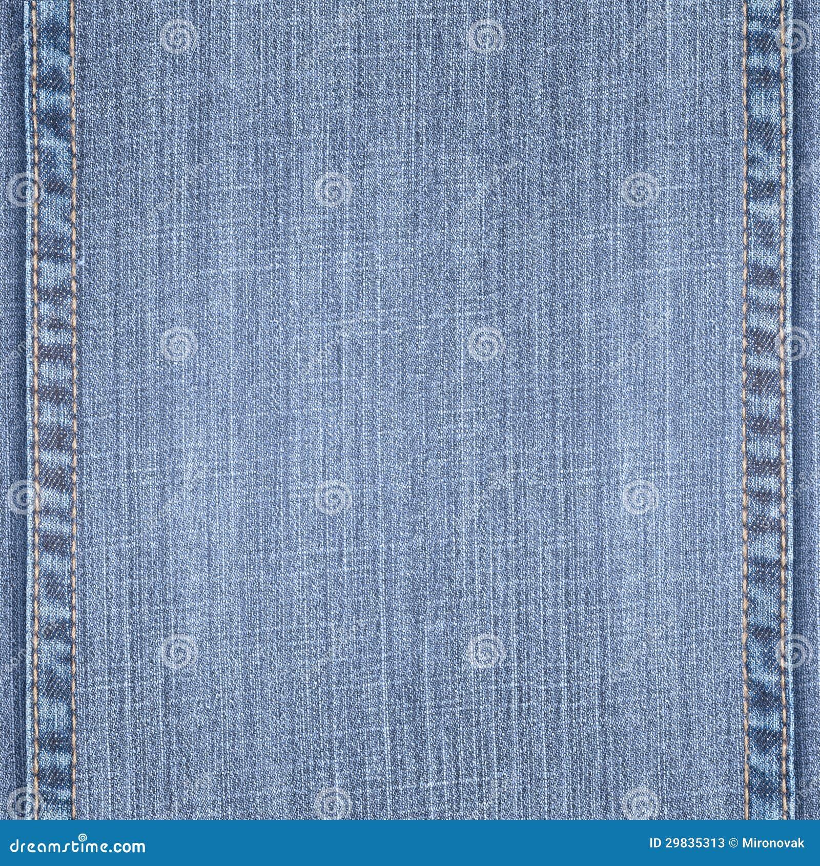 Fundo de calças de ganga