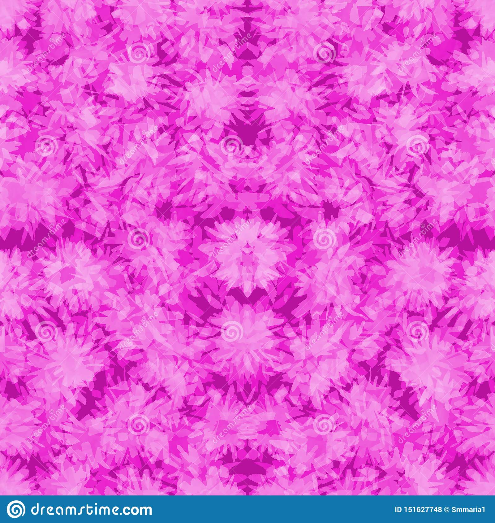 Fundo de contraste do rosa do sumário Teste padr?o sem emenda brilhante