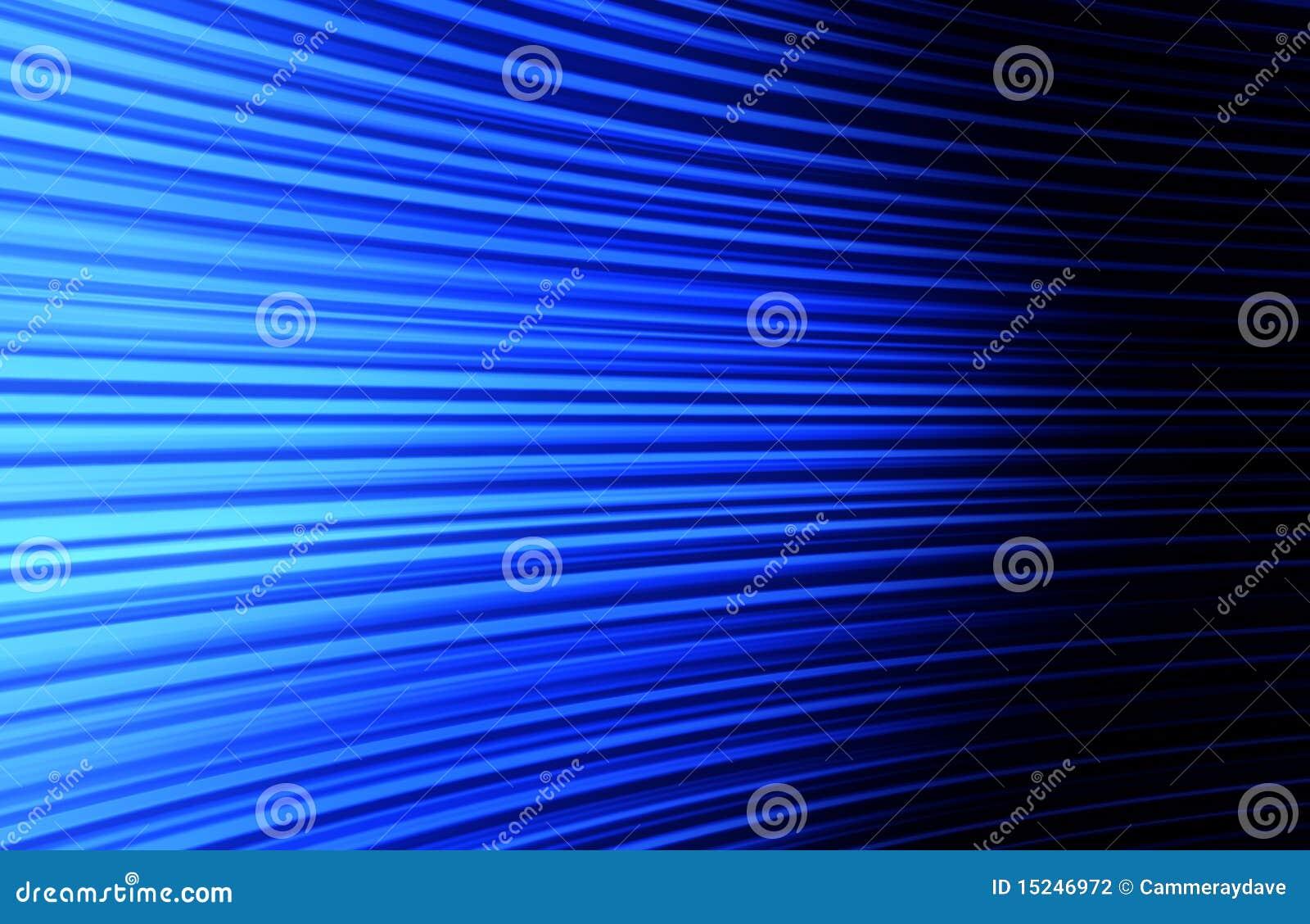 Fundo de encurvamento azul abstrato