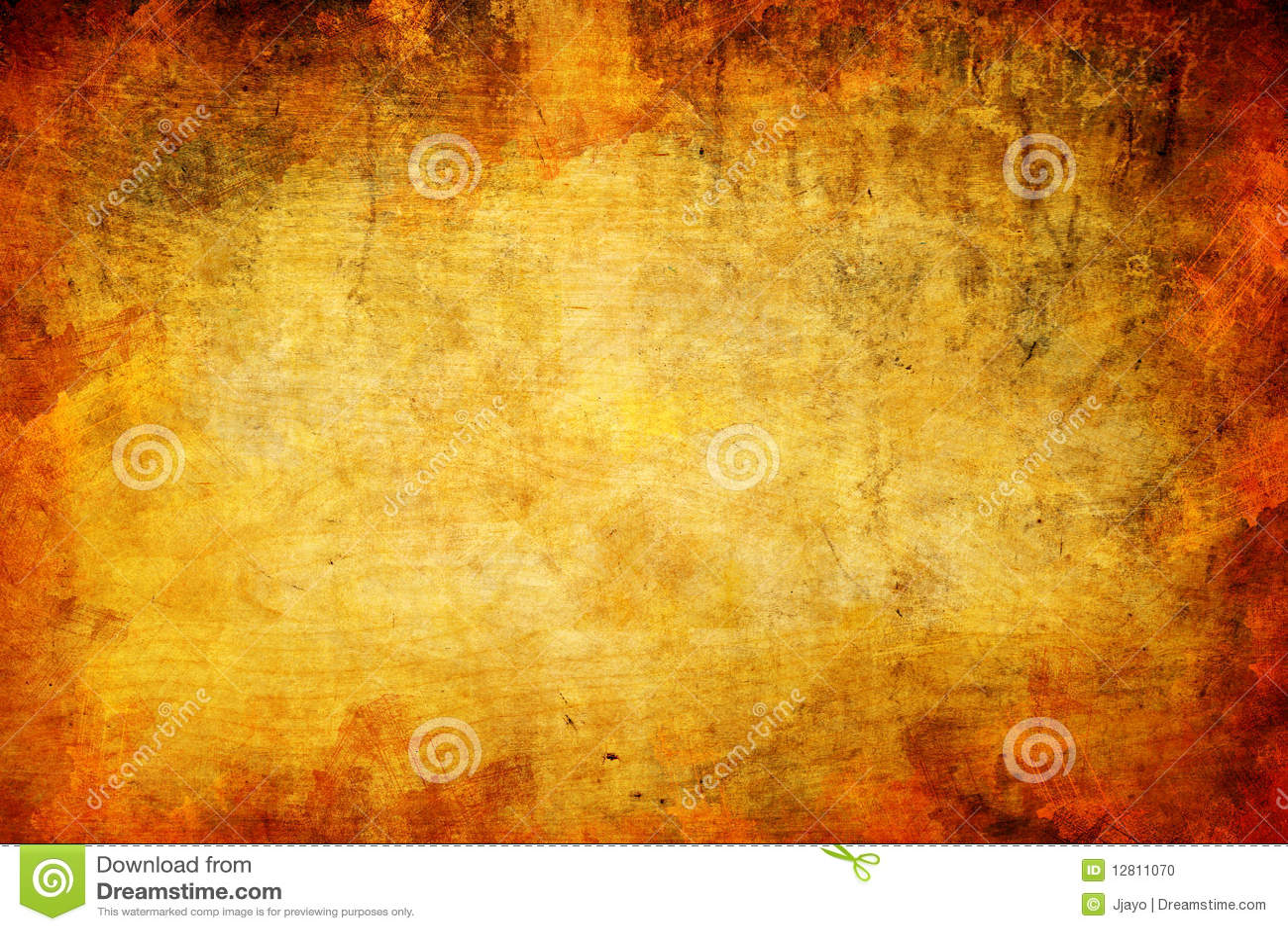 Fundo de madeira alaranjado do grunge abstrato