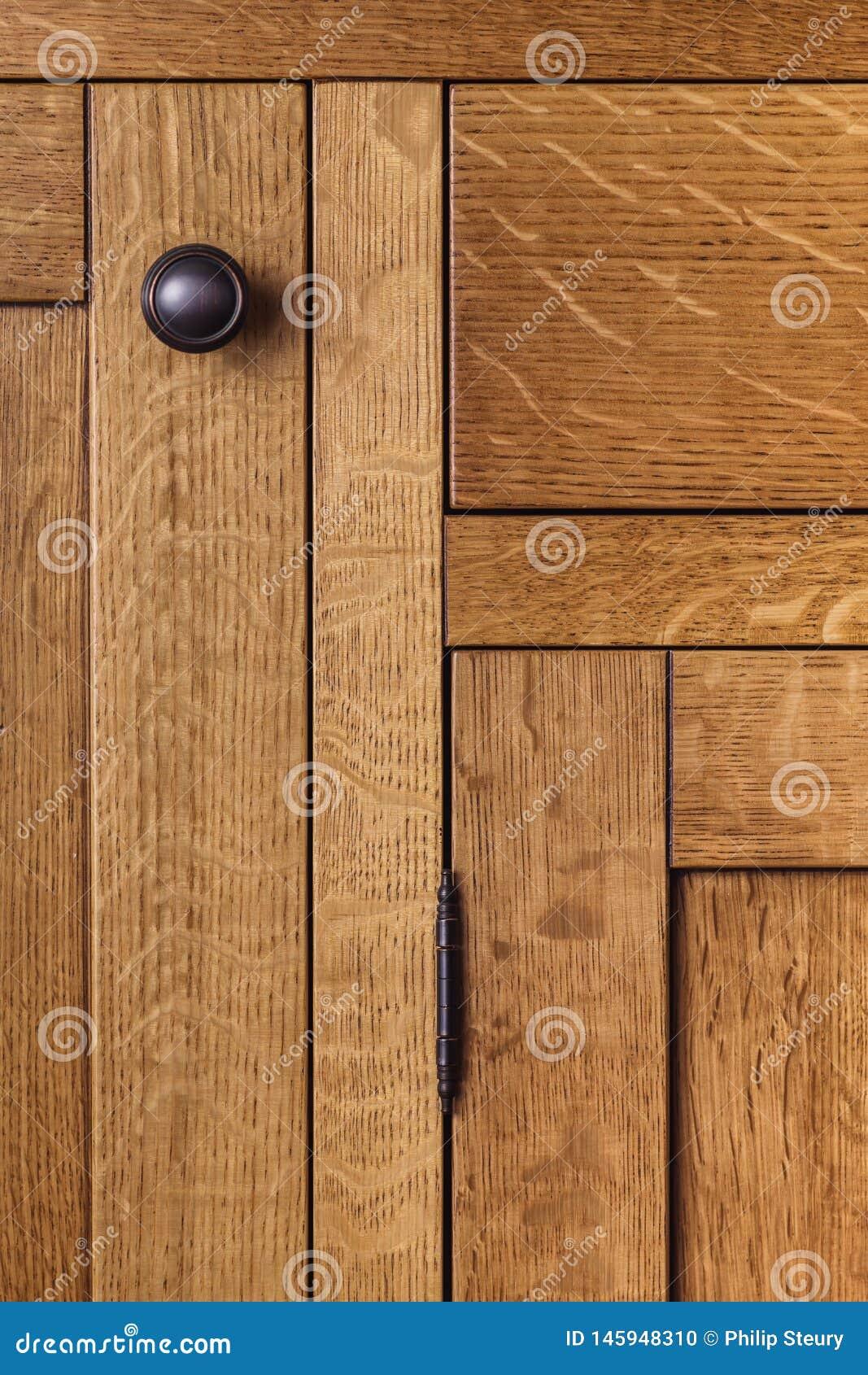 Fundo de madeira do carvalho