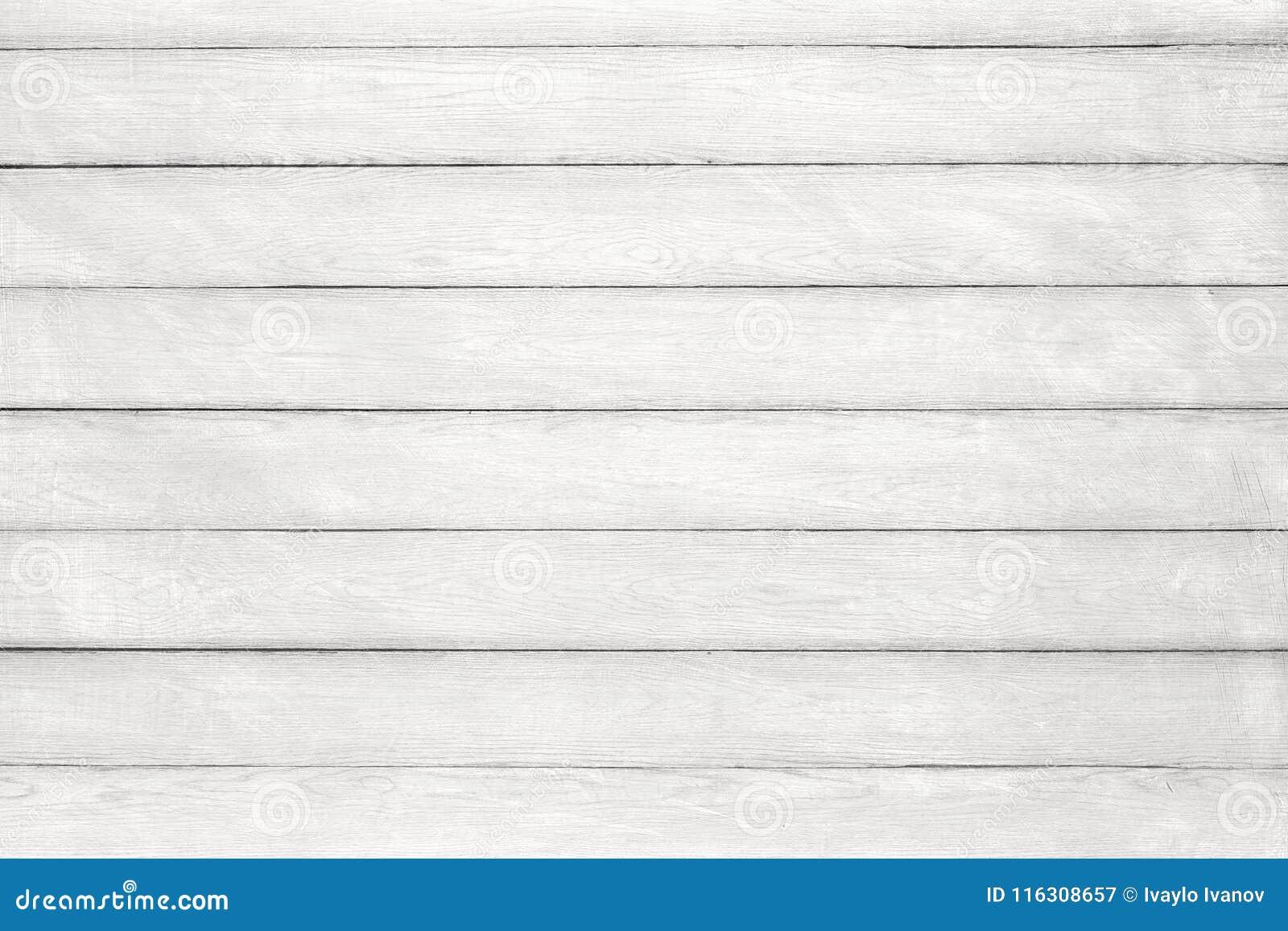 Fundo de madeira lavado branco
