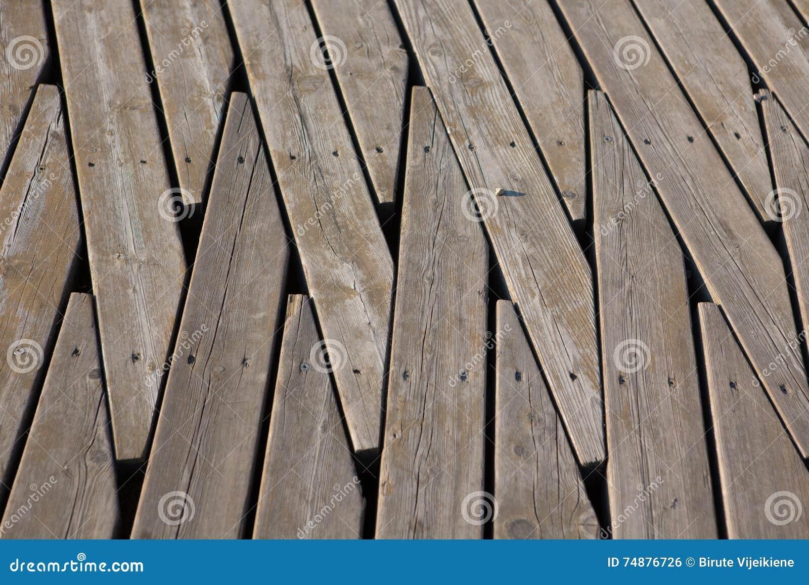 Fundo de madeira natural do assoalho do painel