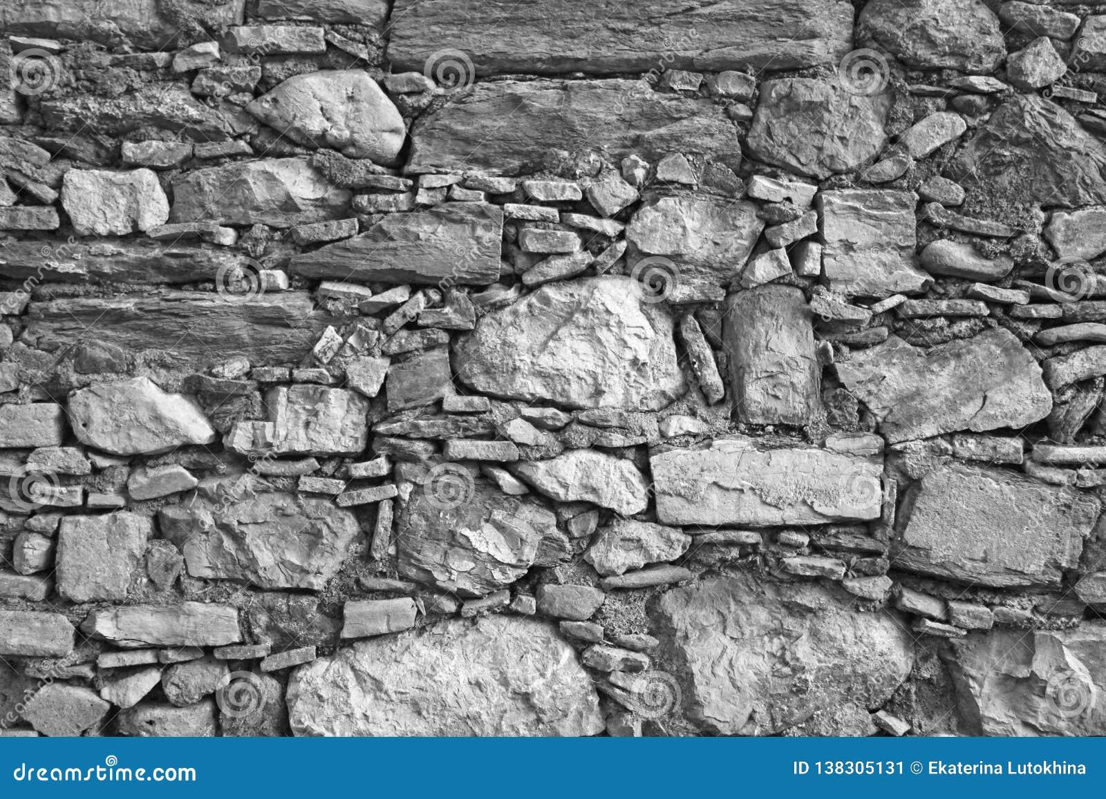 Fundo de pedra Fundo das grandes pedras Gray Blank Background para seu projeto, modela