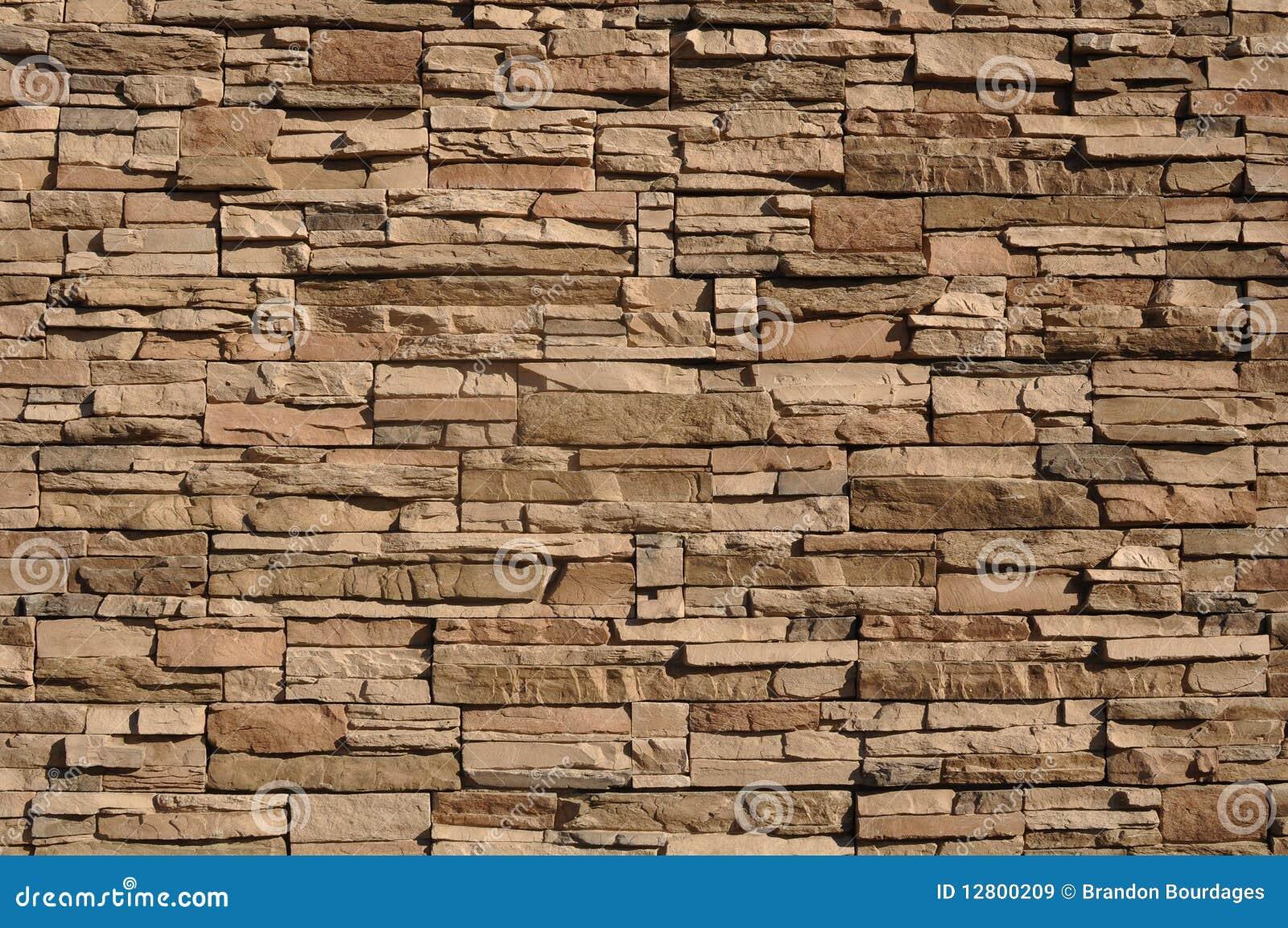 Fundo de pedra moderno de Tan