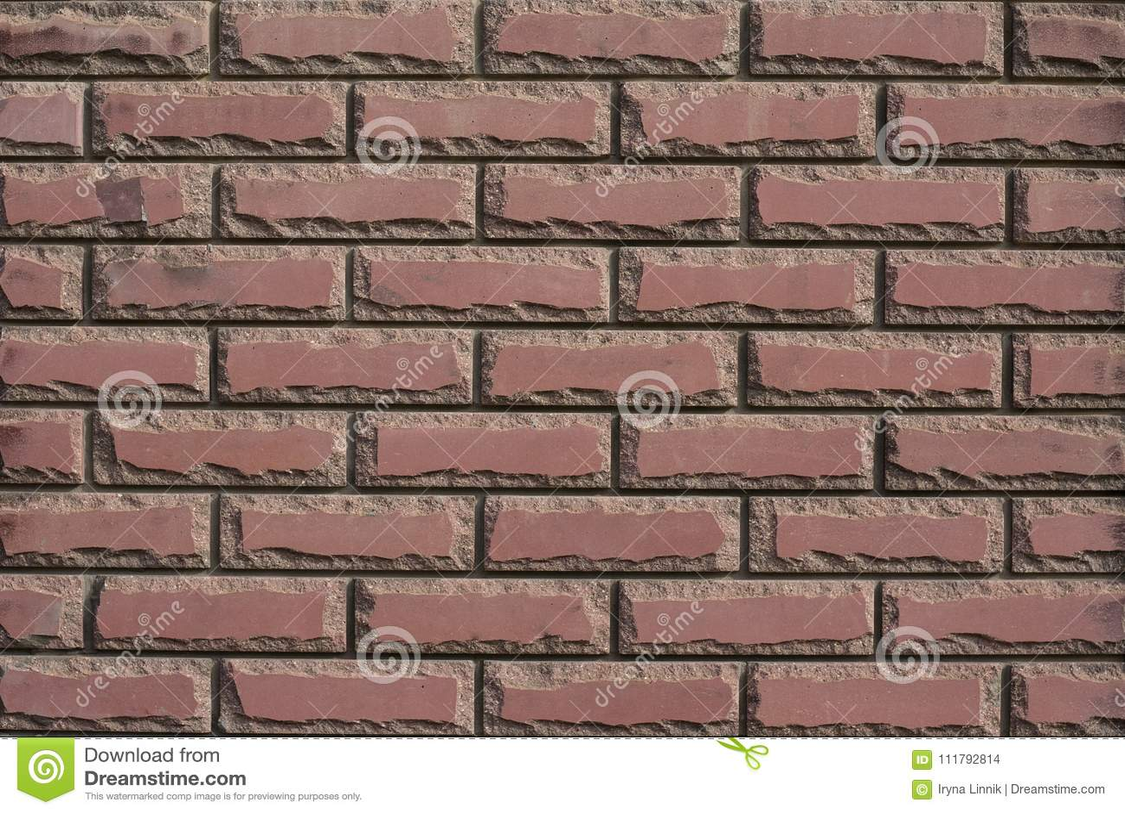 Fundo de pedra, textura do teste padrão da parede de tijolo
