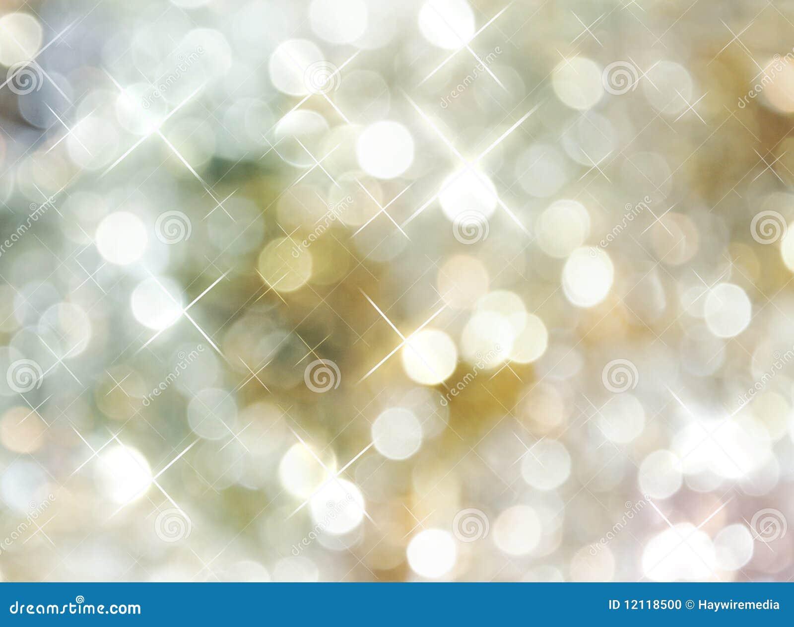 Fundo de prata dourado brilhante do ponto