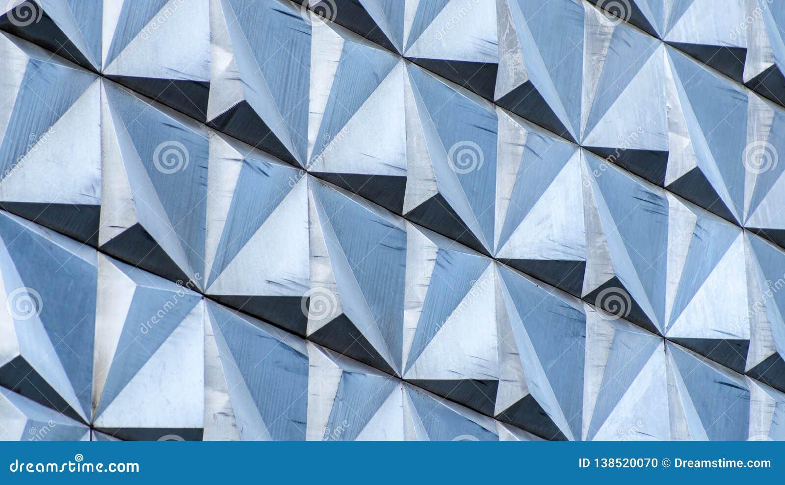 Fundo de prata moderno Uma alta resolução Metal