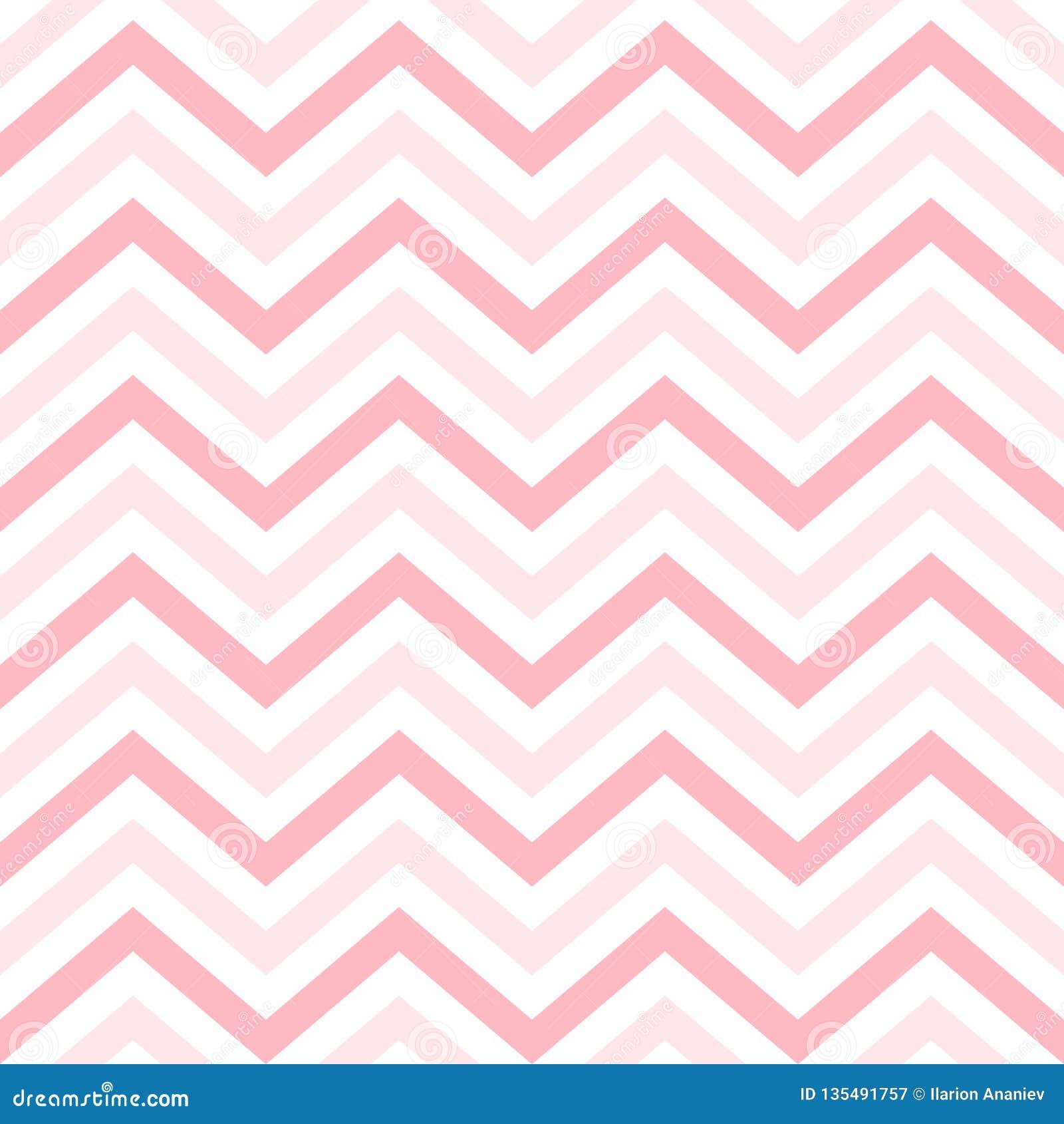 Fundo de Valentine Day Pink Geometric Seamless, teste padrão, textura para bater o papel, cartões, convite, baners
