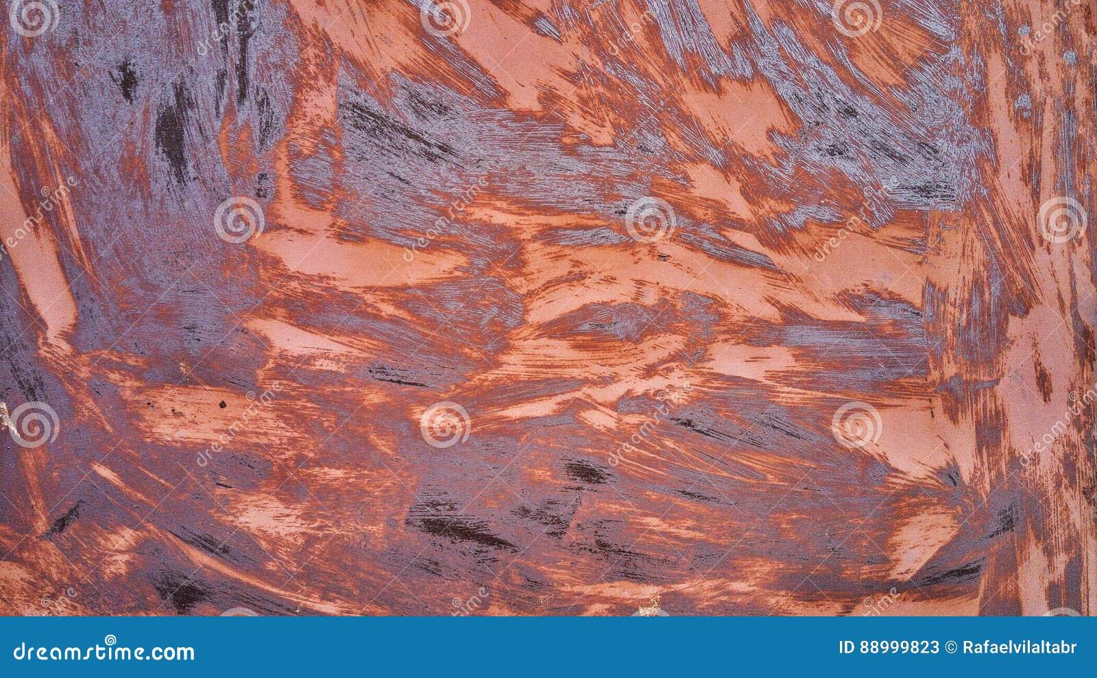 Fundo, detalhes do metal e texturas