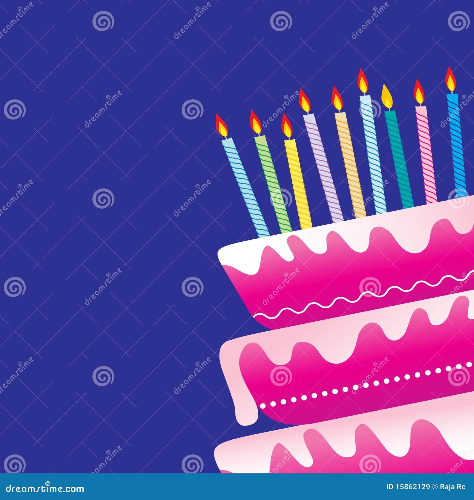 Fundo do aniversário