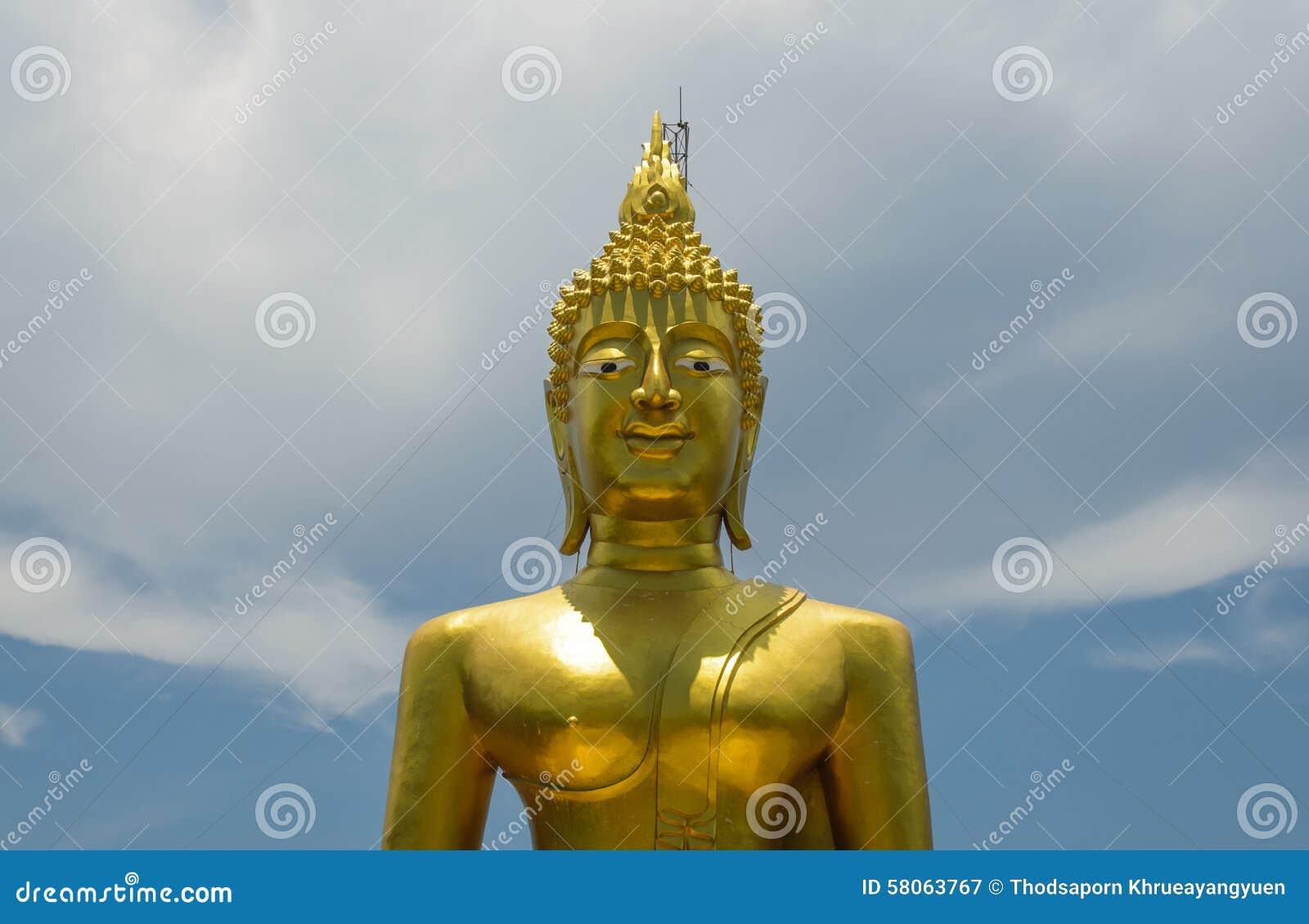 Fundo do céu da Buda