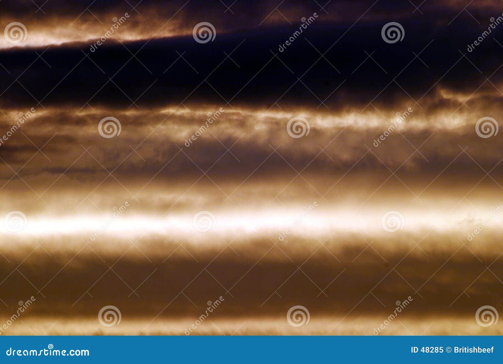 Fundo do céu do Sepia