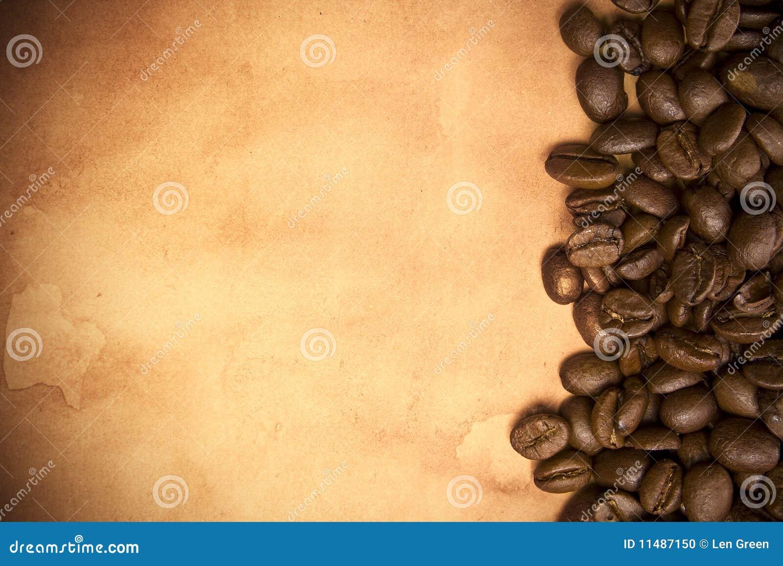 Fundo do café