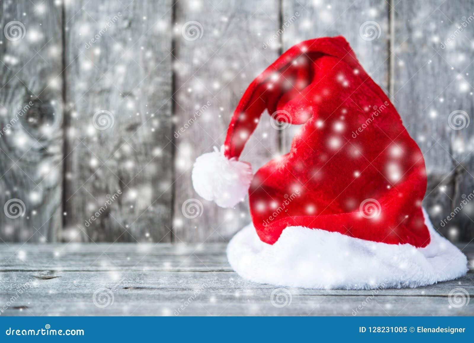 Fundo do feriado do Natal e do ano novo Cartão do Xmas Feriados de inverno