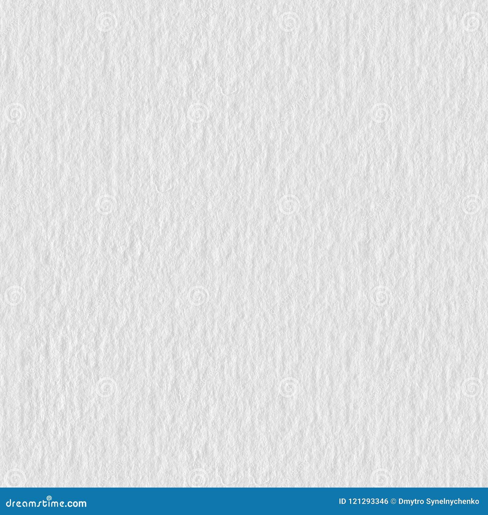 Fundo do Livro Branco, textura áspera dos artigos de papelaria do teste padrão Seamle