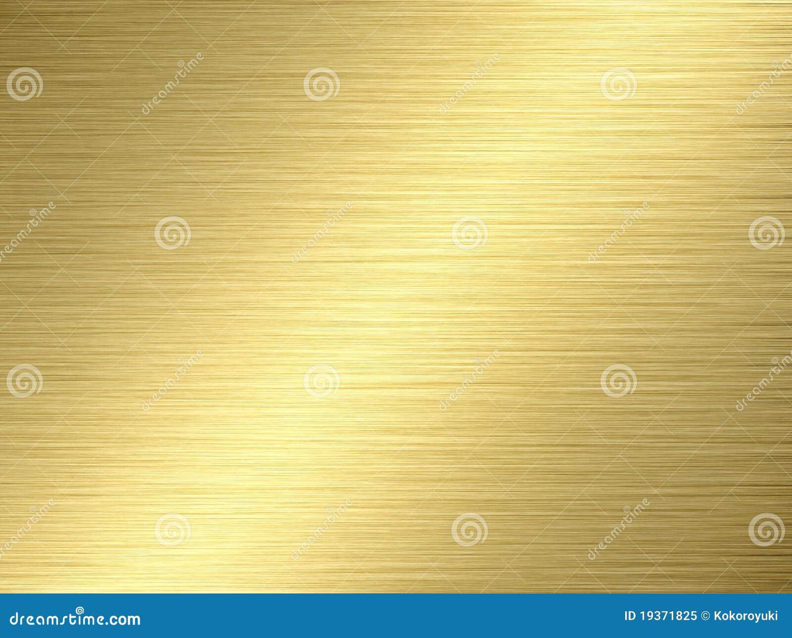 Fundo do metal do ouro