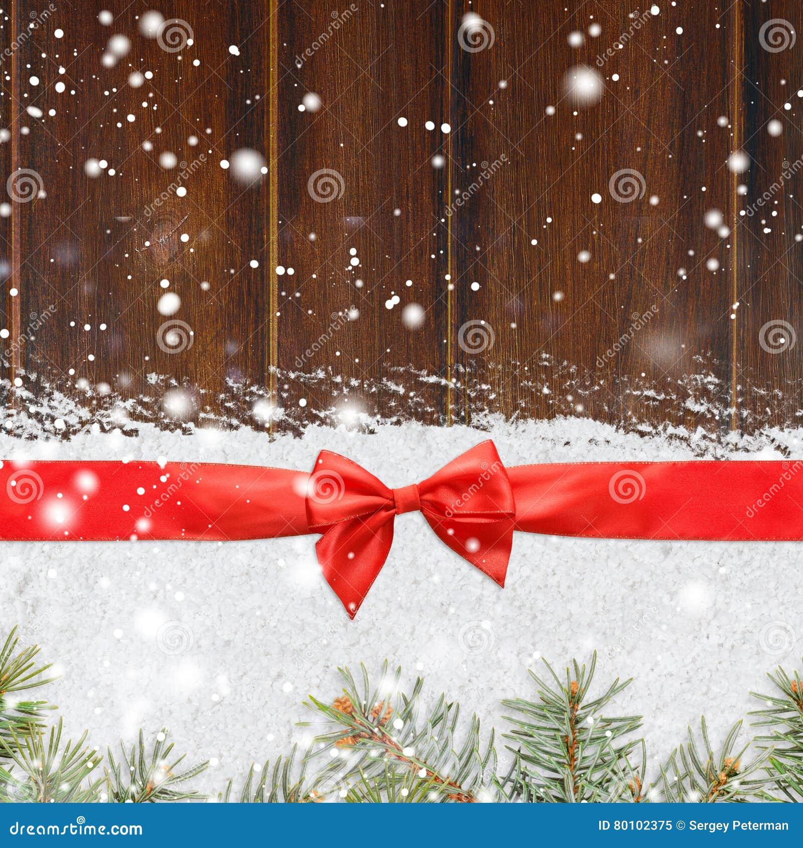 Fundo do Natal de brilho nevado ou do ano novo