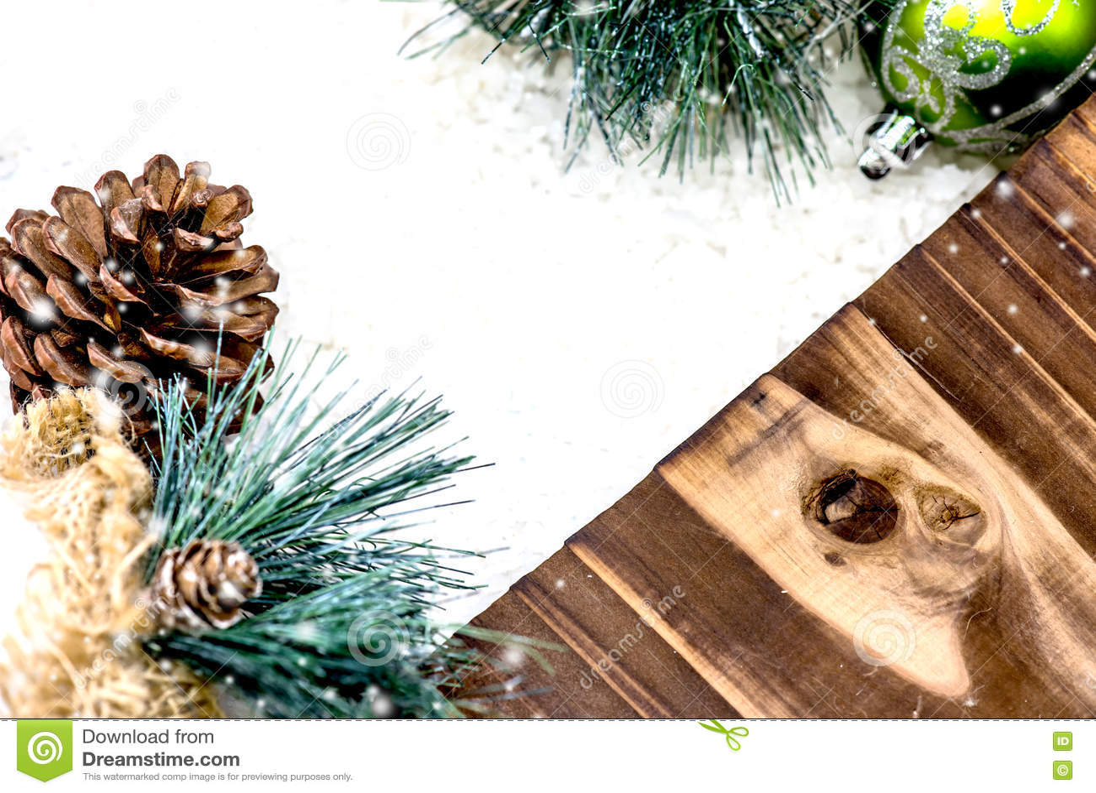 Fundo do Natal e do ano novo