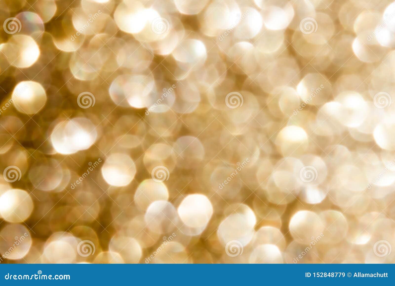 Fundo dourado brilhante abstrato