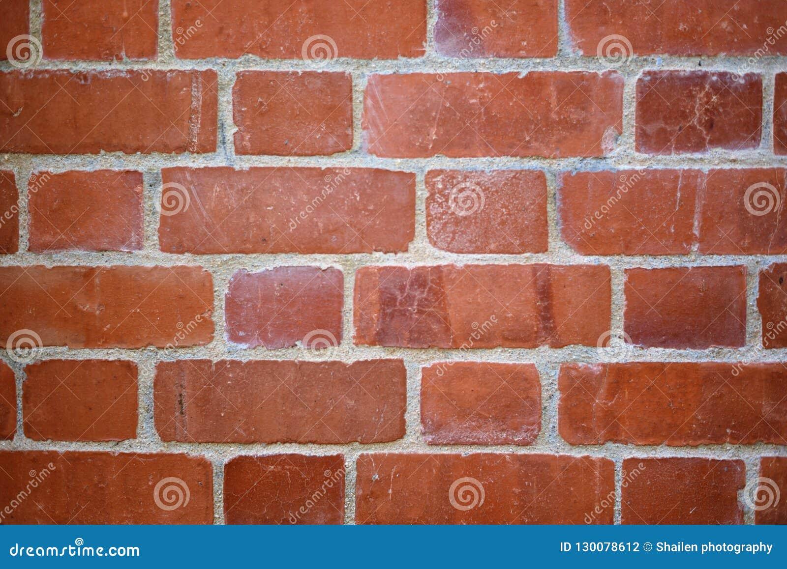 Fundo e texturas do tijolo
