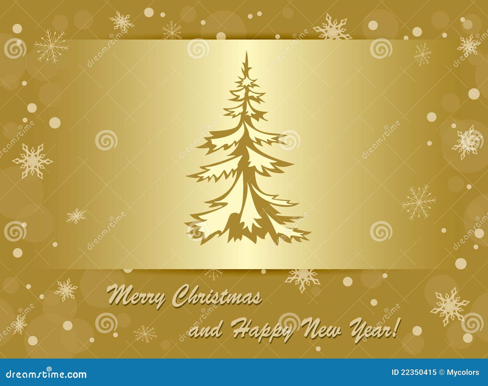 Feliz Natal E Ano Novo Feliz Foto De Stock Royalty