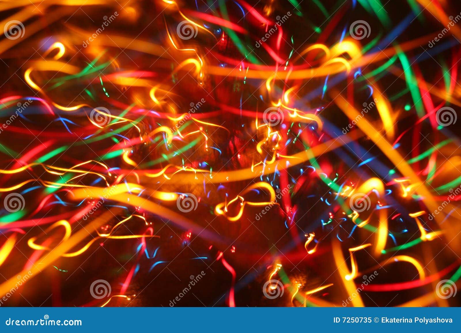 Fundo festivo colorido