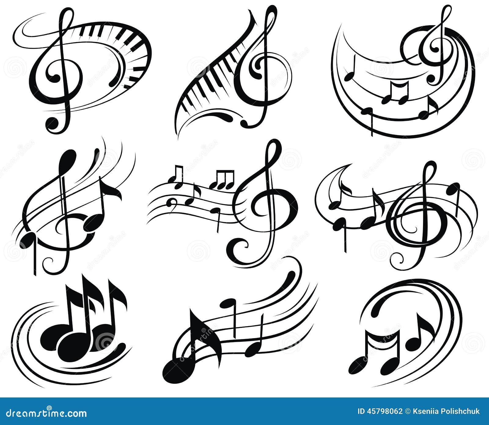 Fundo Funky da música