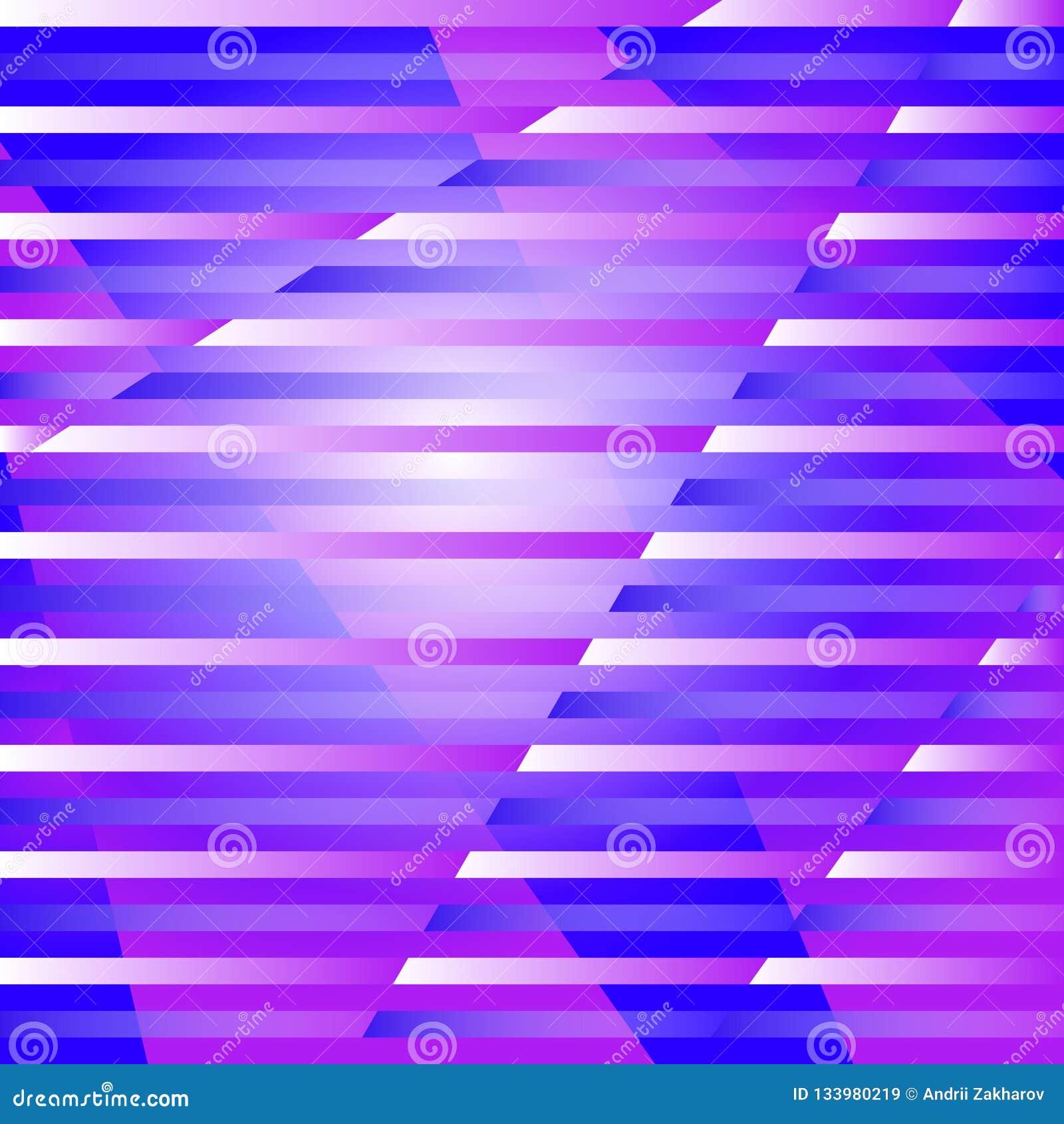 Fundo geométrico abstrato com listras e raios