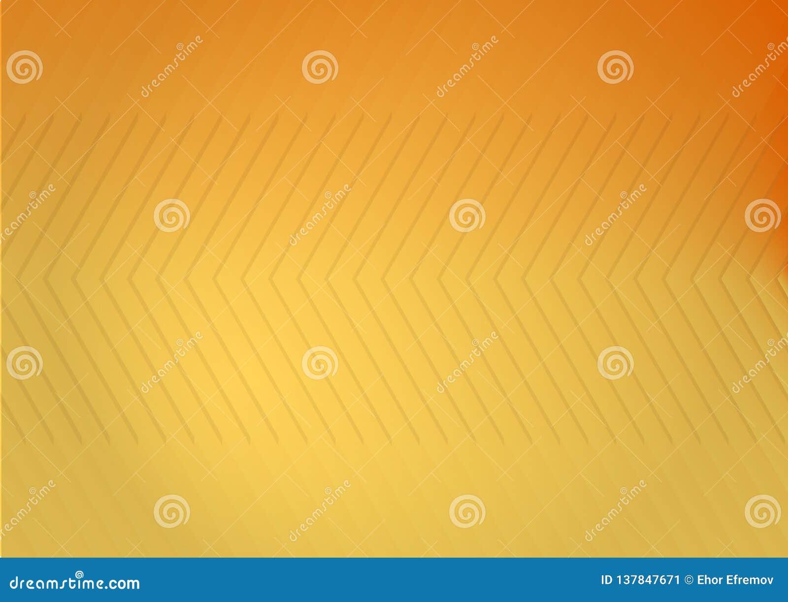 Fundo geométrico As reticulações amarelas cobrem um teste padrão do vetor com as linhas Grupo geométrico do fundo da forma do pro