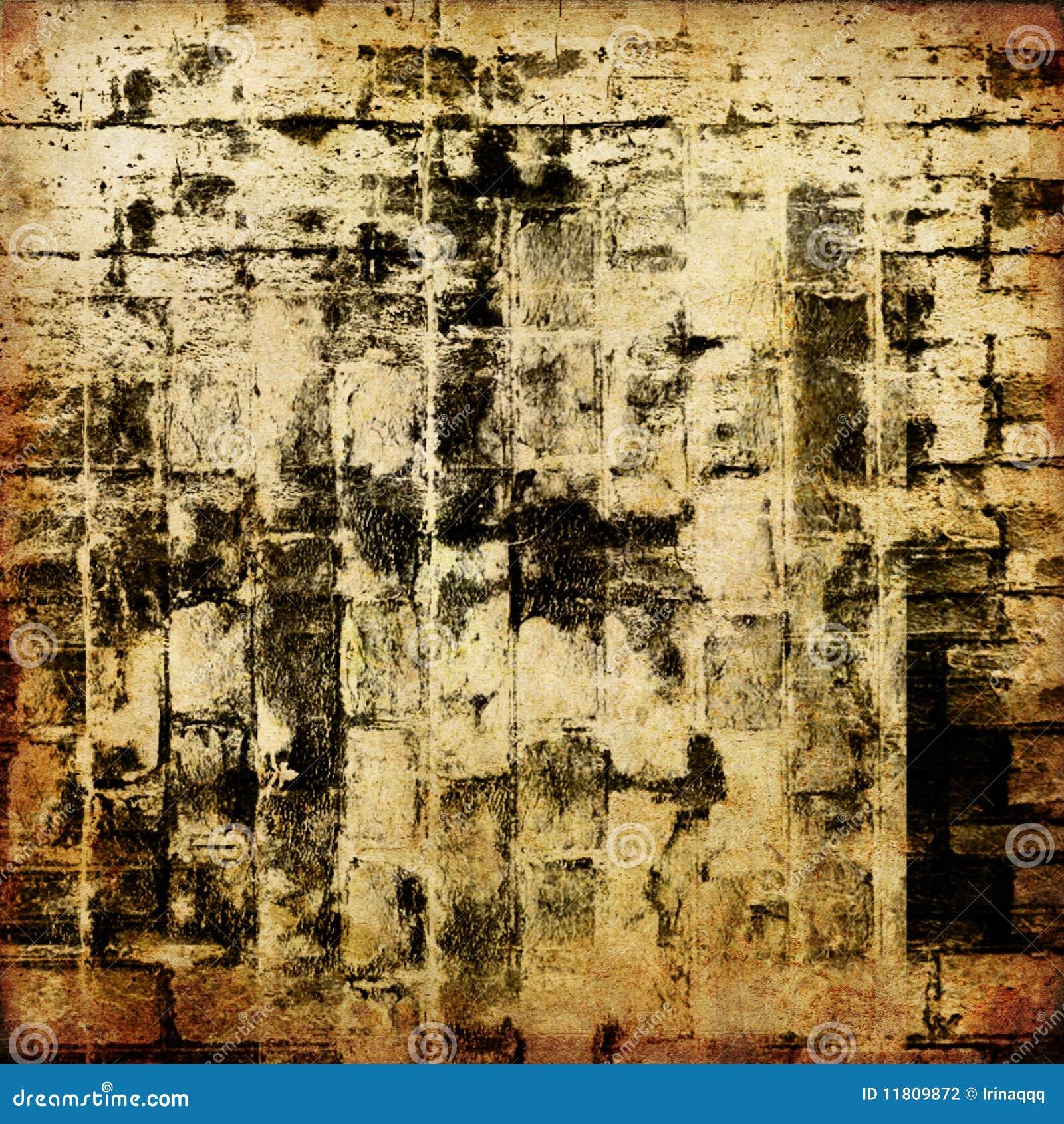 Fundo gráfico da textura do grunge abstrato da arte