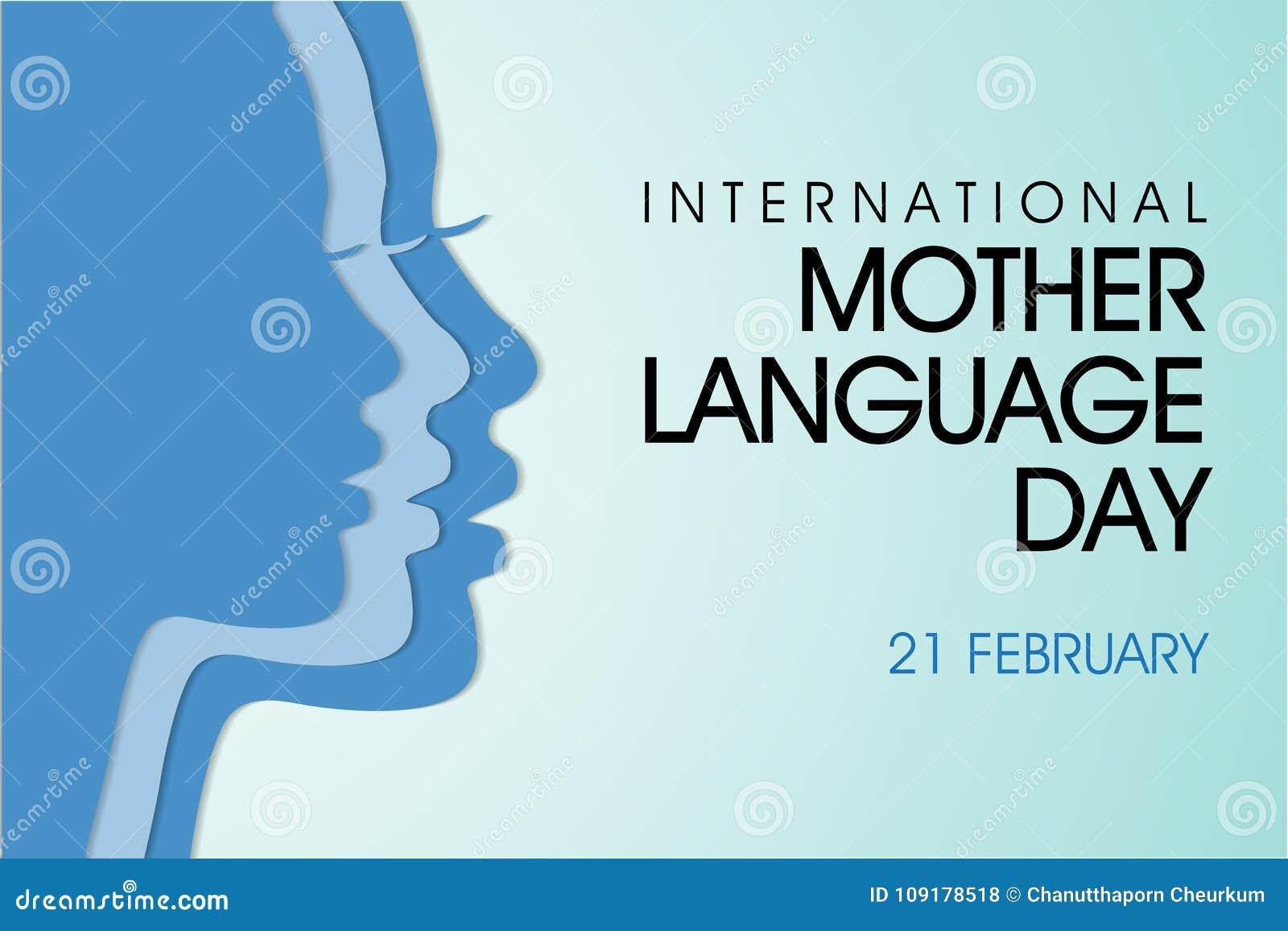 Fundo internacional do dia da língua de mãe