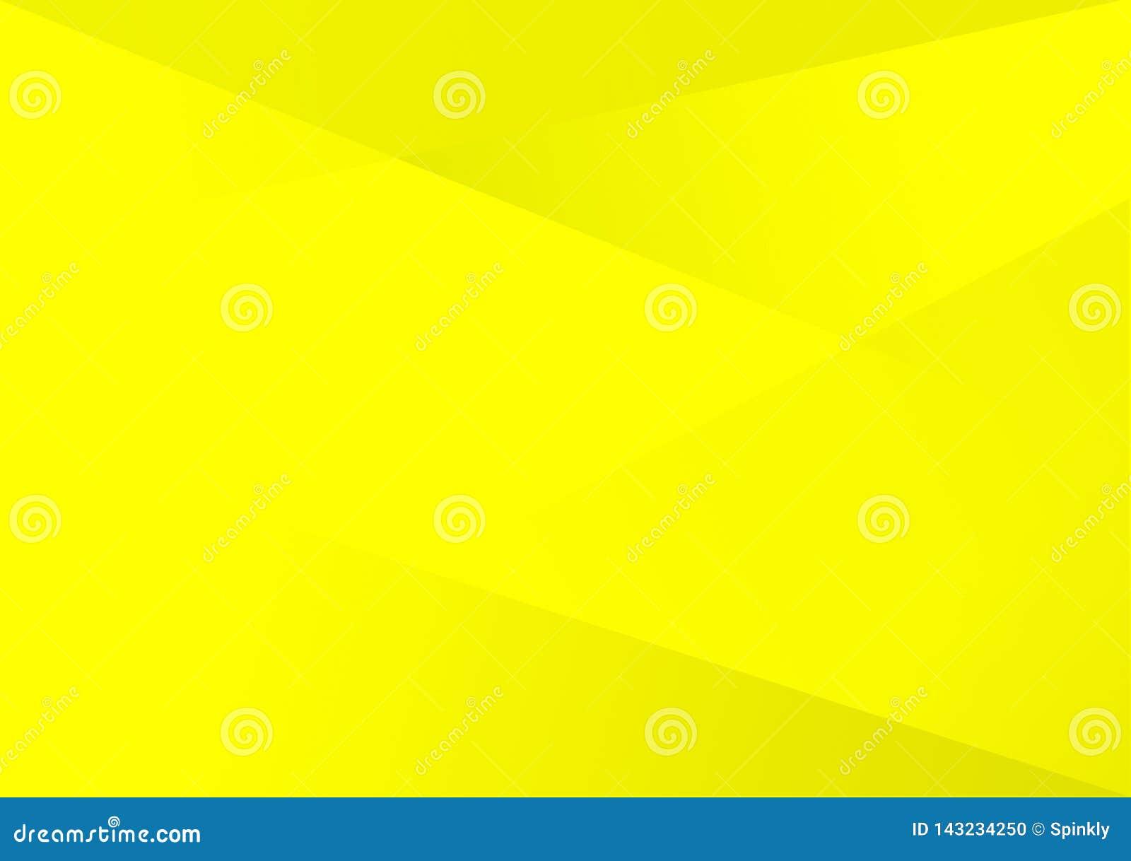 Fundo linear amarelo do inclinação do fundo da forma
