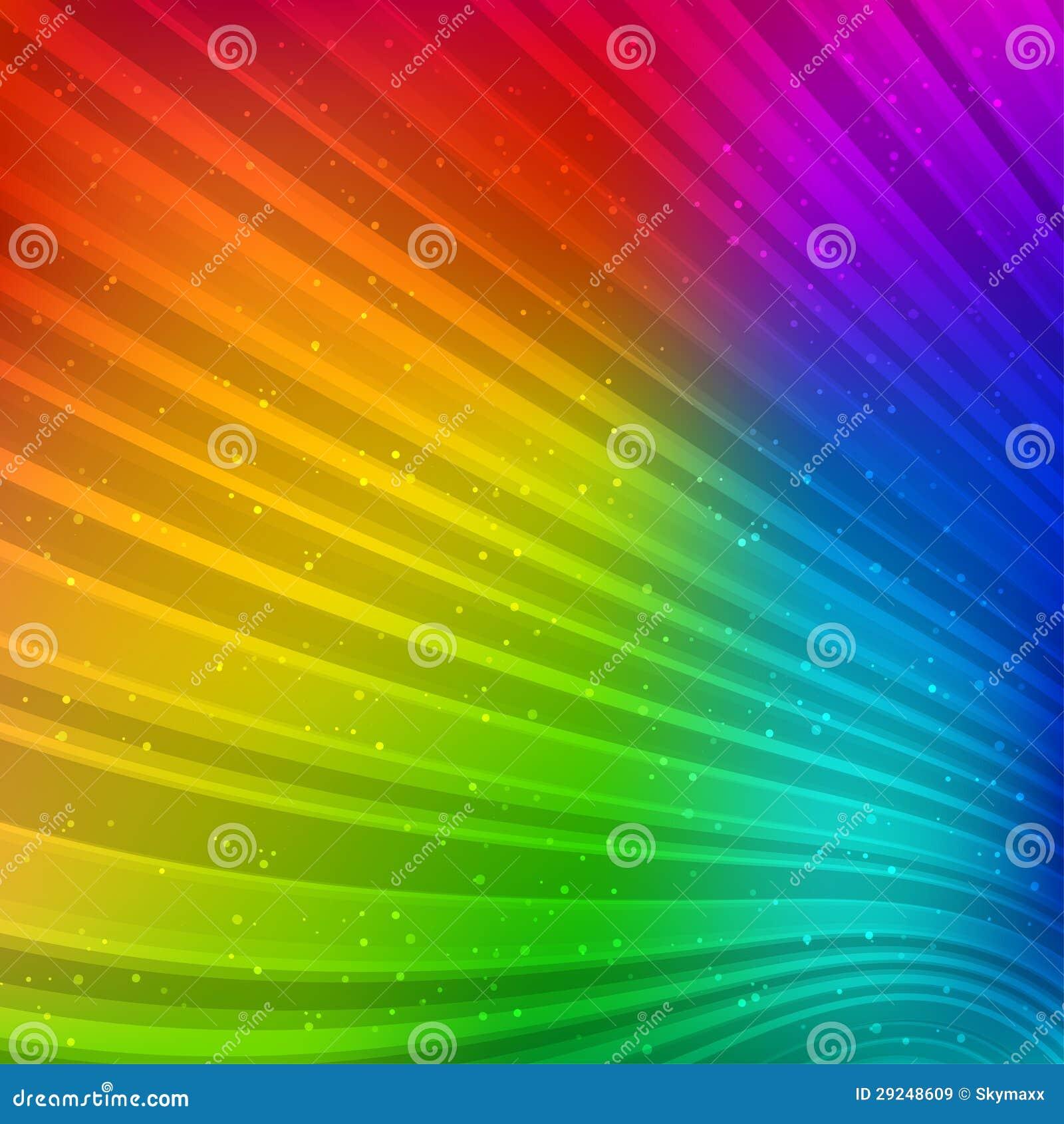 Download Fundo listrado colorido ilustração do vetor. Ilustração de verde - 29248609