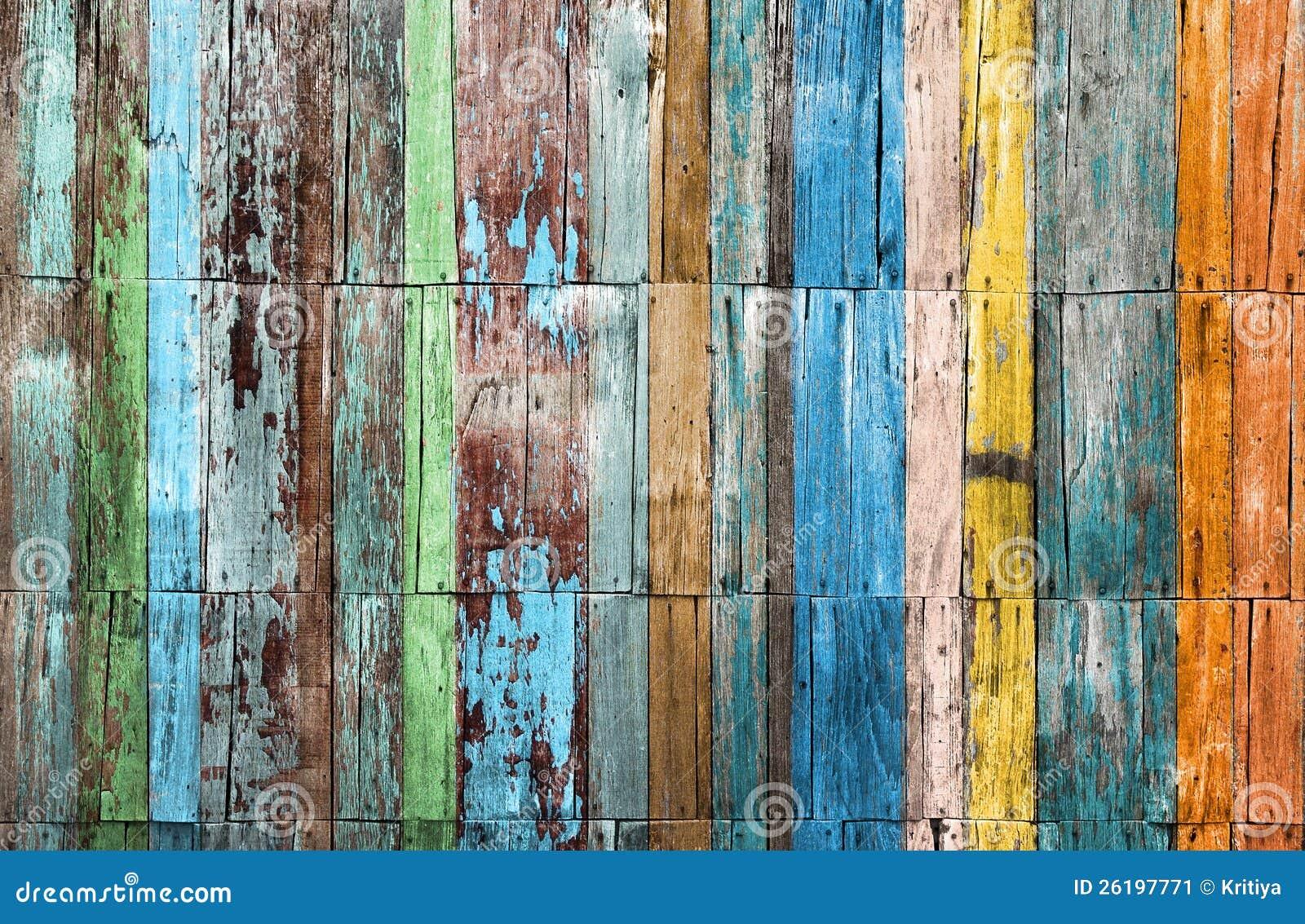 Fundo material de madeira