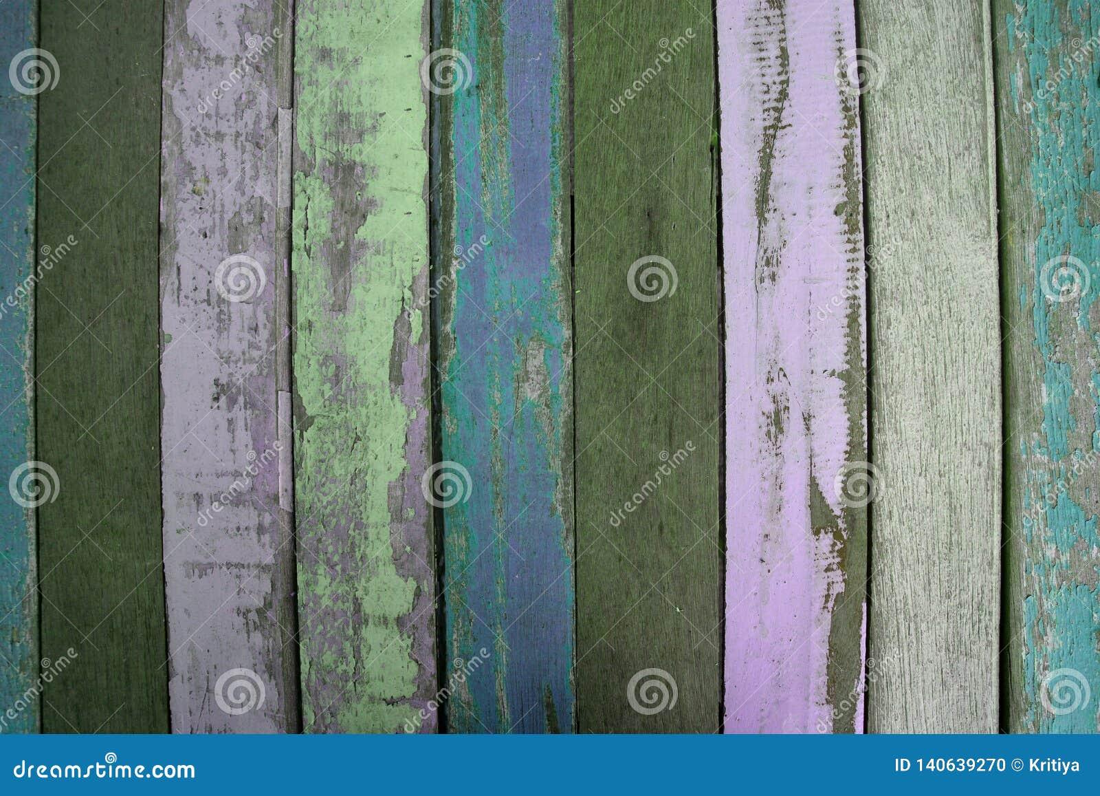 Fundo material de madeira para o papel de parede do vintage
