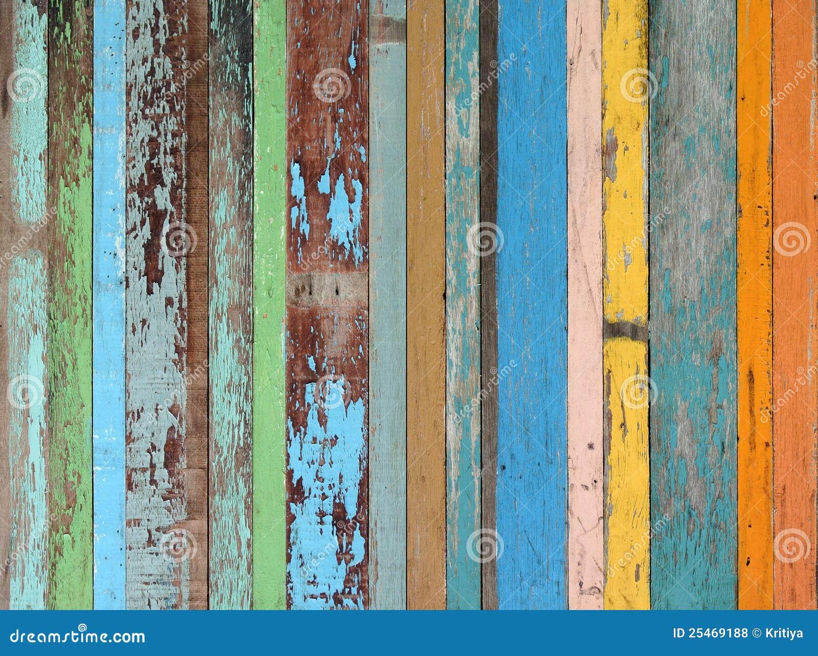 Fundo material de madeira para o vintage