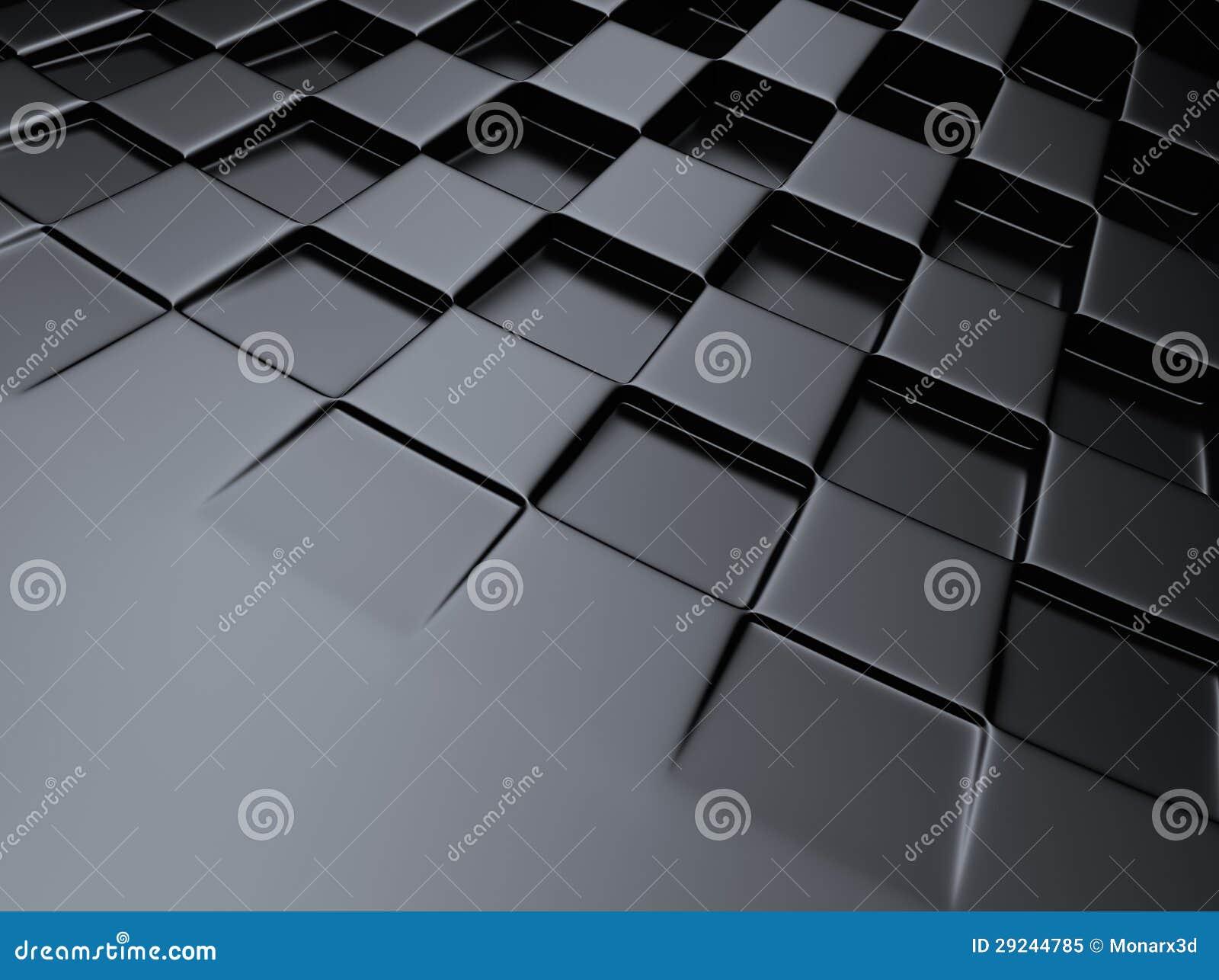 Download Fundo metálico da xadrez ilustração stock. Ilustração de pesado - 29244785