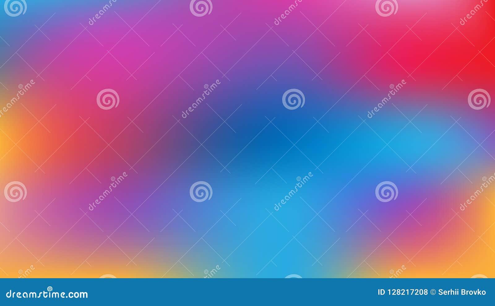 Fundo multicolour da malha do inclinação Ilustração do vetor EPS
