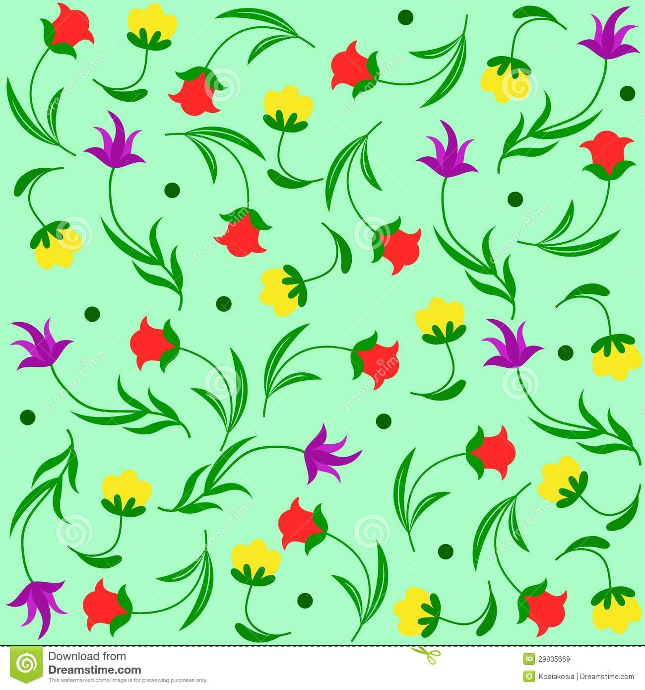 Backgroung floral