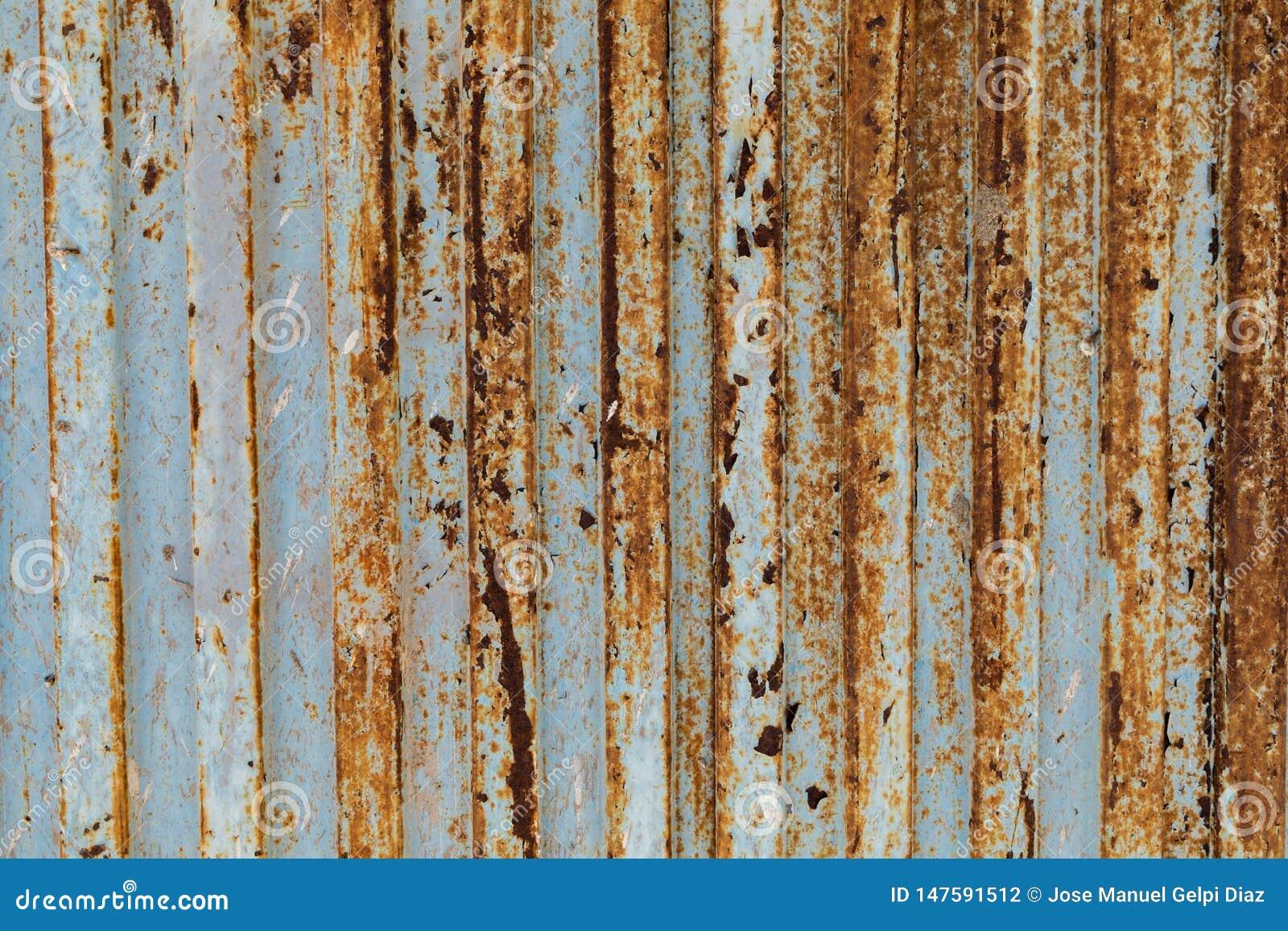 Fundo oxidado
