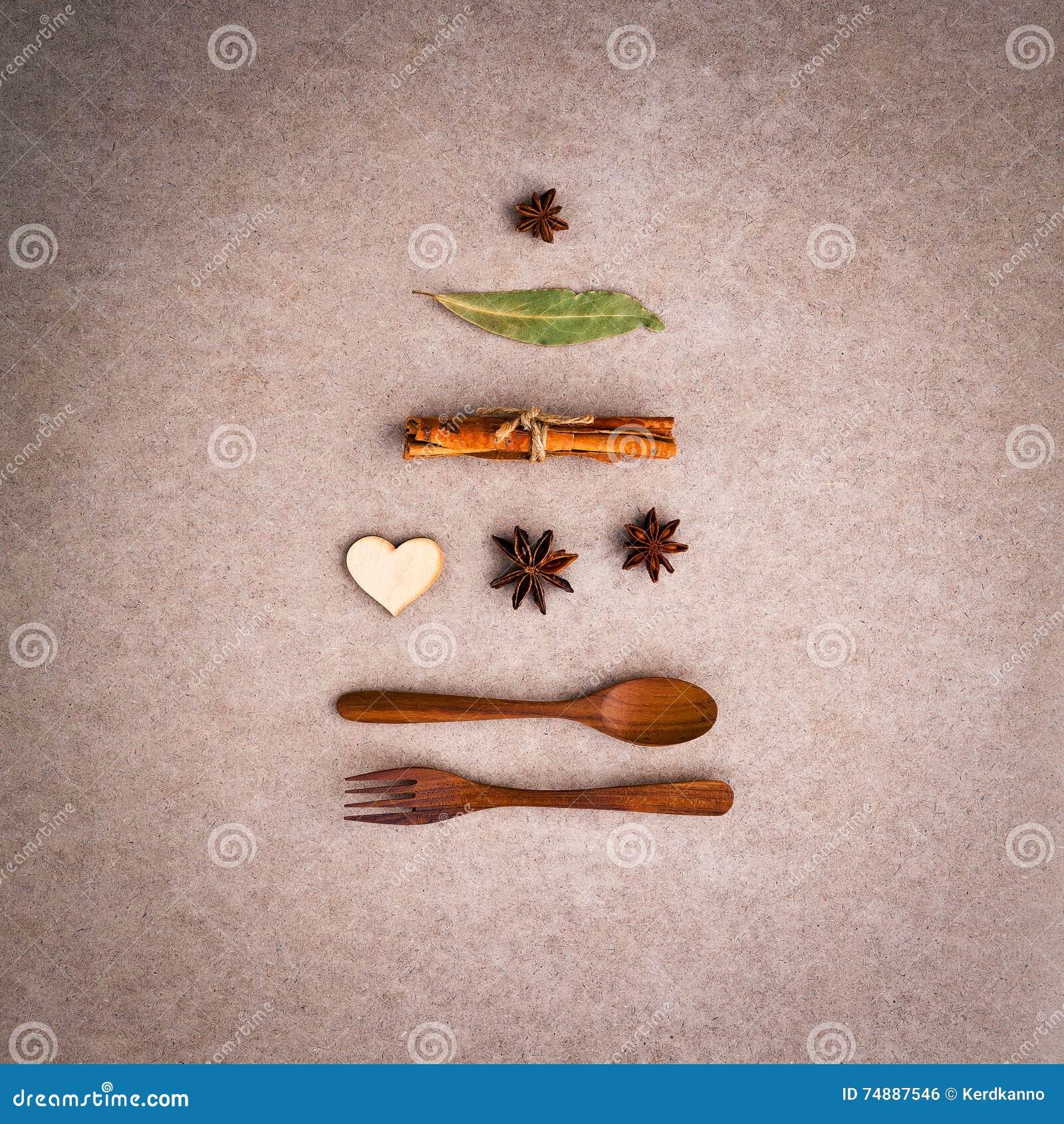 Fundo para o menu do Natal A forma da árvore de Natal de corteja