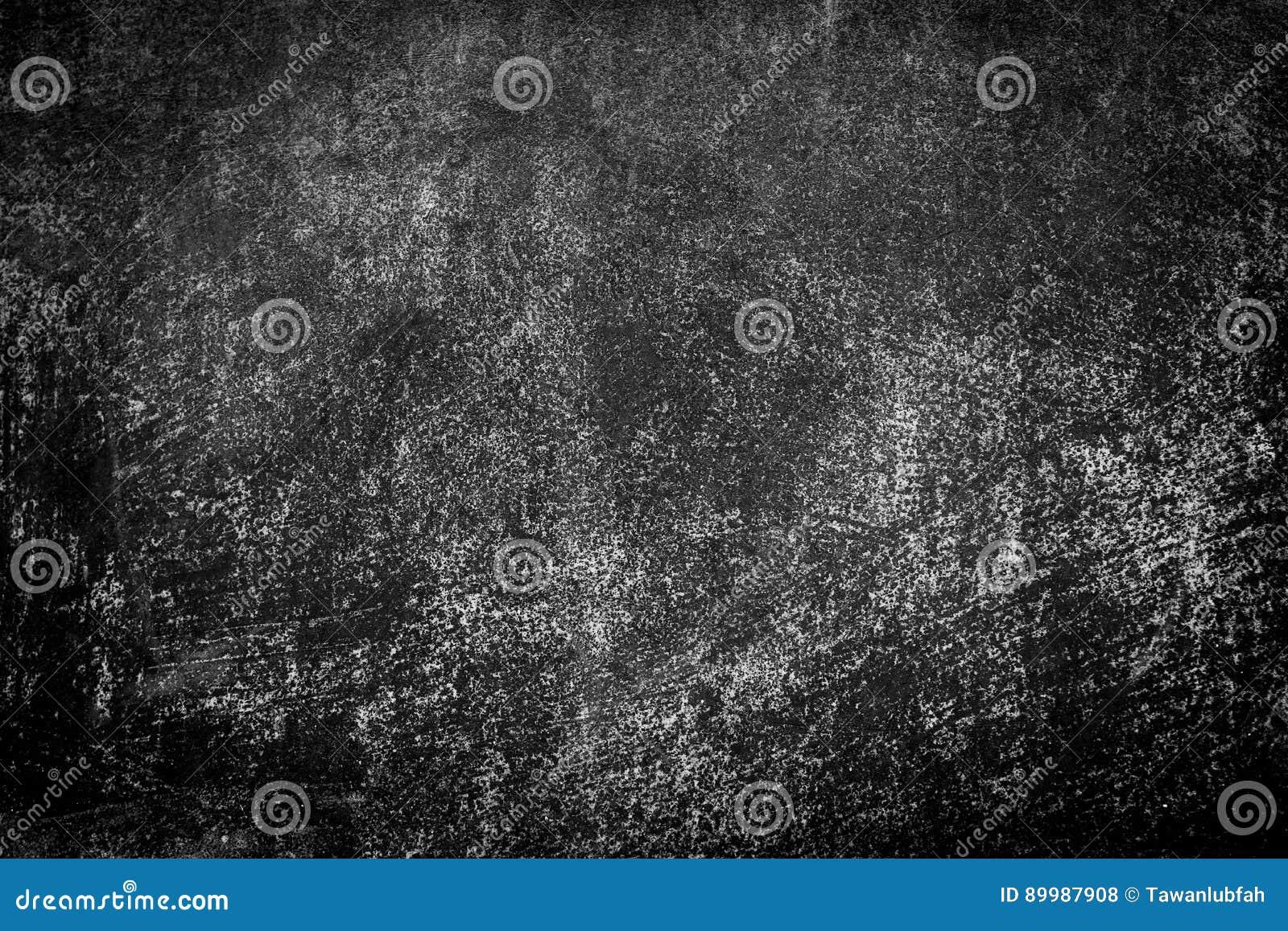Fundo preto da textura do giz de quadro-negro do quadro Chal preto