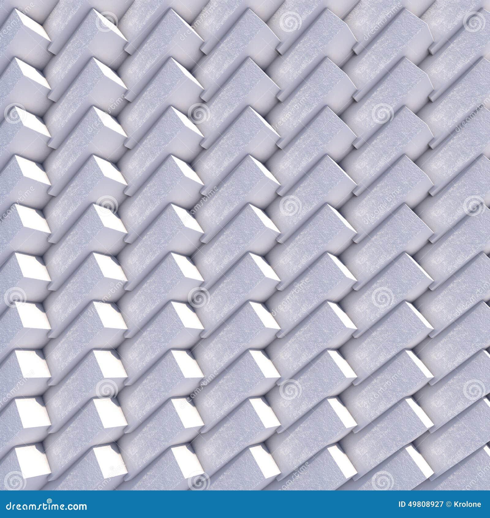 Fundo quadrado geométrico abstrato do