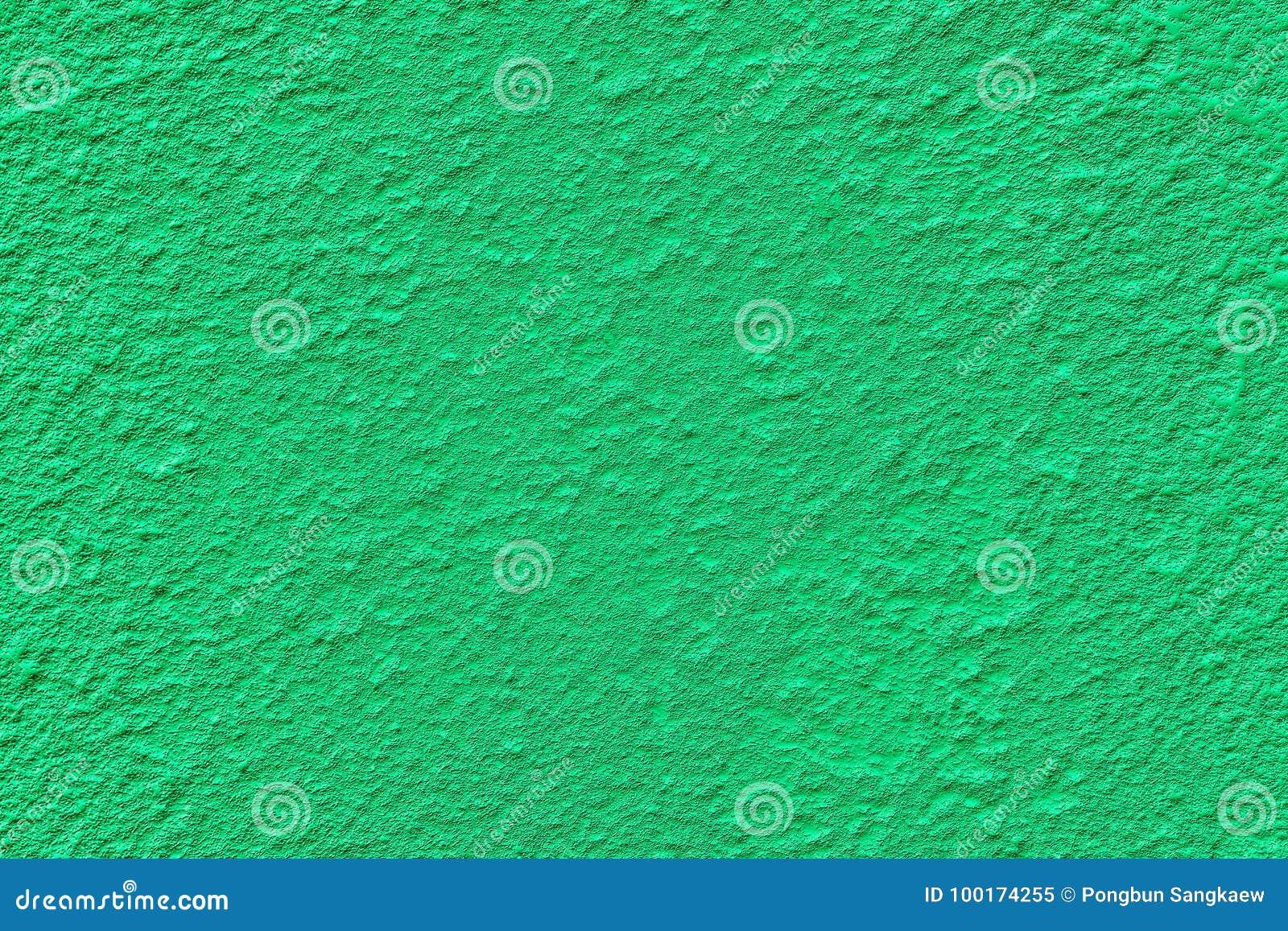 Fundo rústico do muro de cimento verde velho da textura do fundo