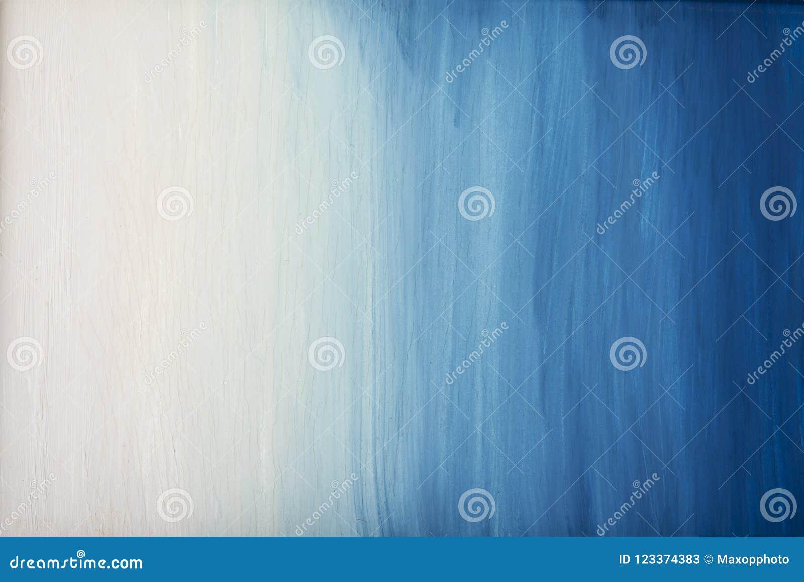 Fundo rachado da pintura da arte velha do céu azul
