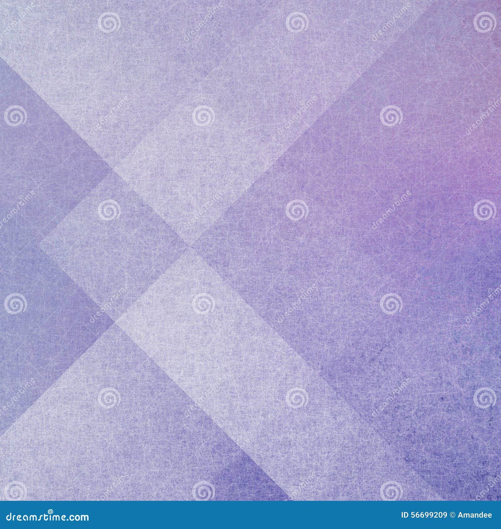 Fundo roxo abstrato com camadas geométricas de rectangels e de formas do triângulo